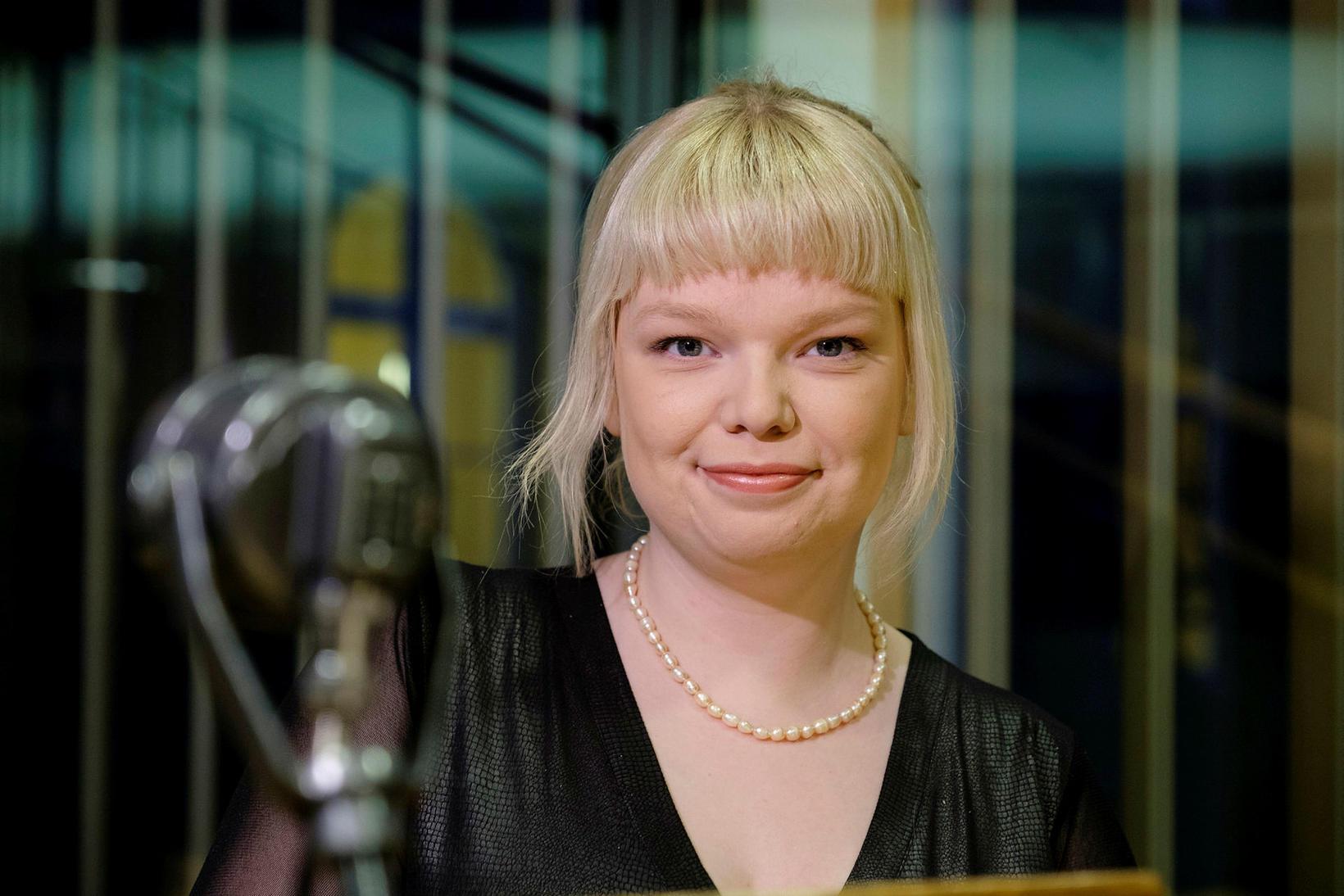 Þórhildur Sunna Ævarsdóttir, þingkona Pírata.