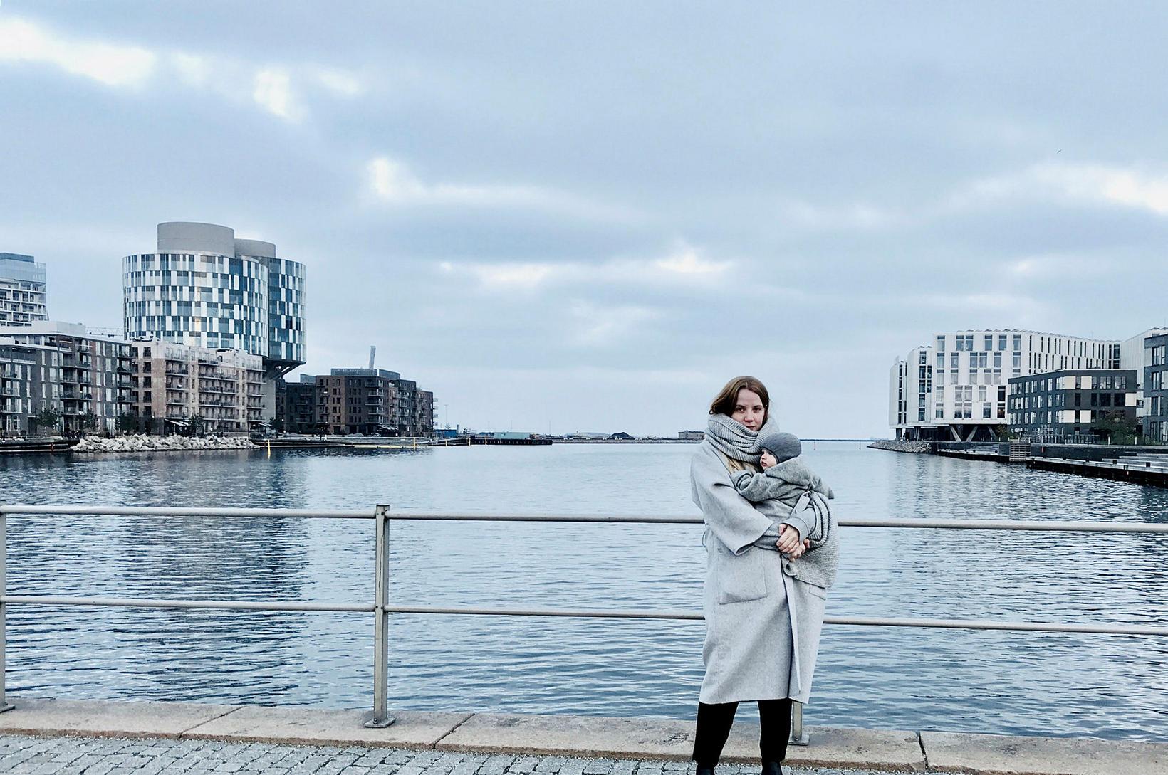 Hverfið Nordhavn sést hér en það er í uppáhaldi hjá …