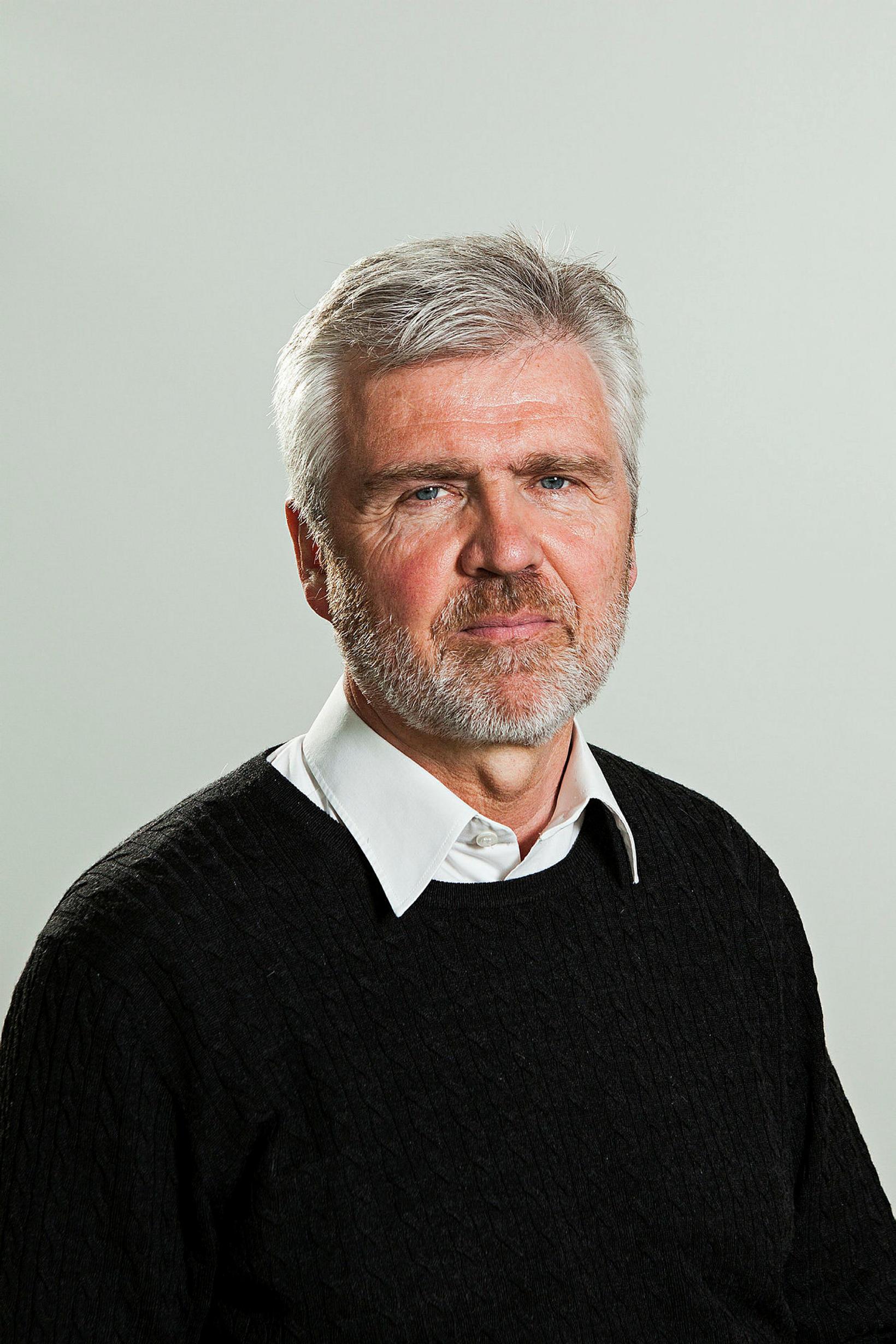 Júlíus B. Kristinsson, doktor í líffræði.