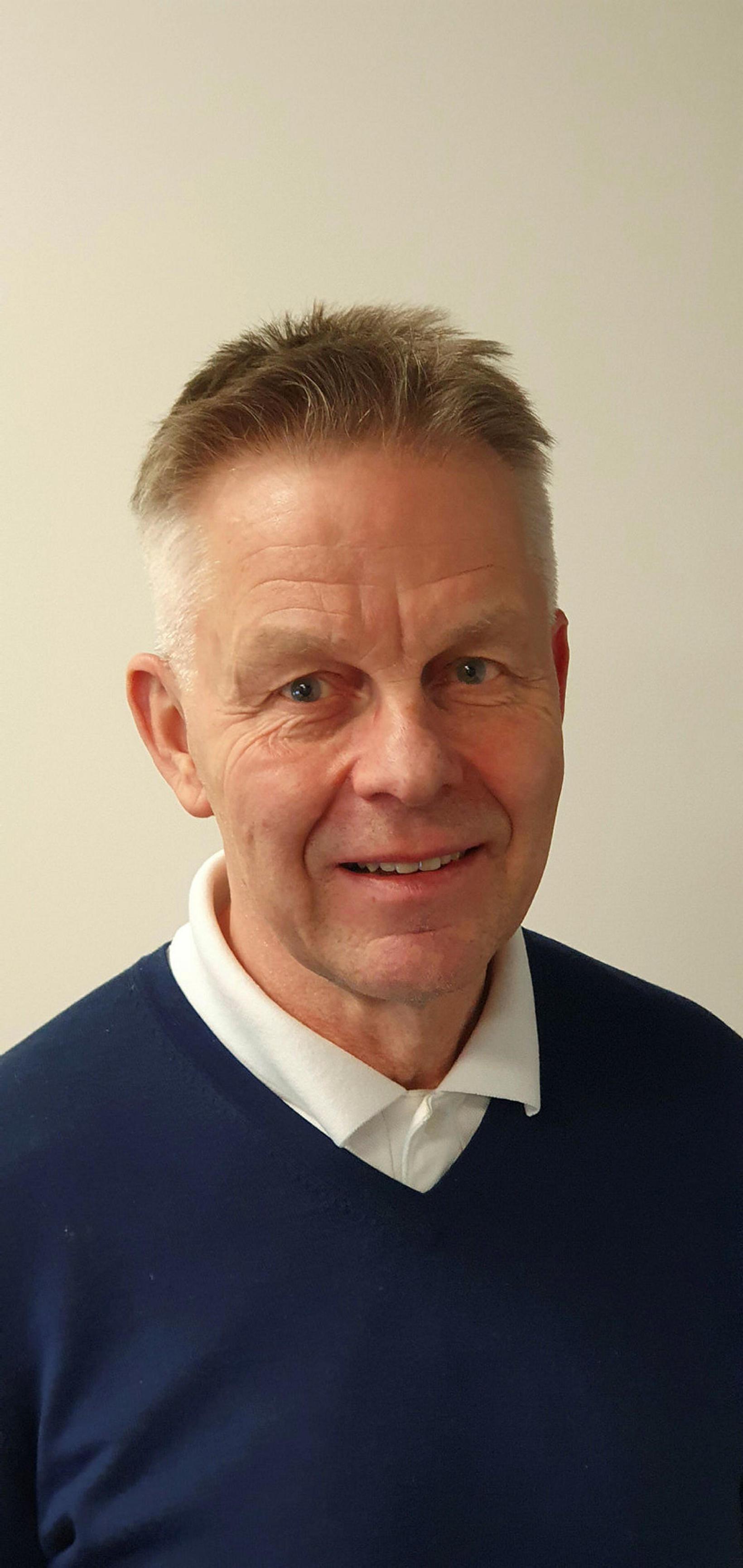 Haukur Alfreðsson.