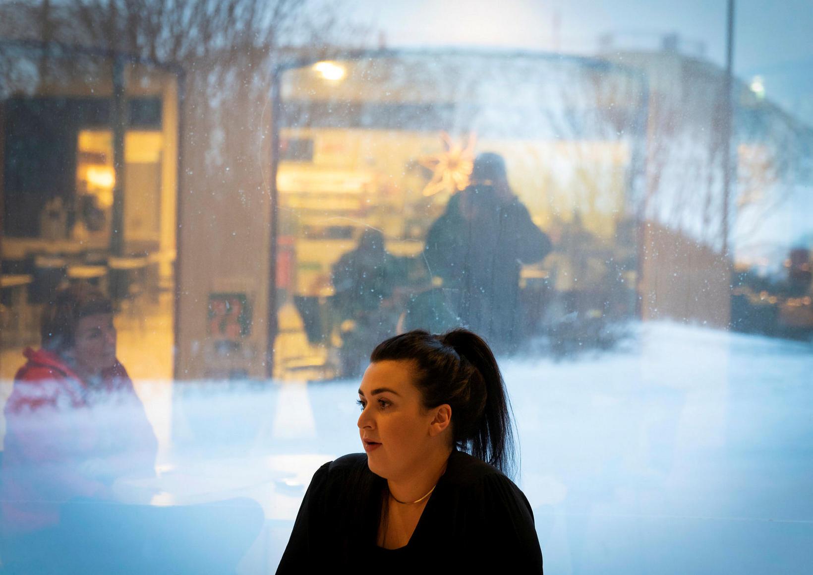 Sibel Anna Ómarsdóttir segir að fólkið í VoR-teymi Reykjavíkurborgar hafi …