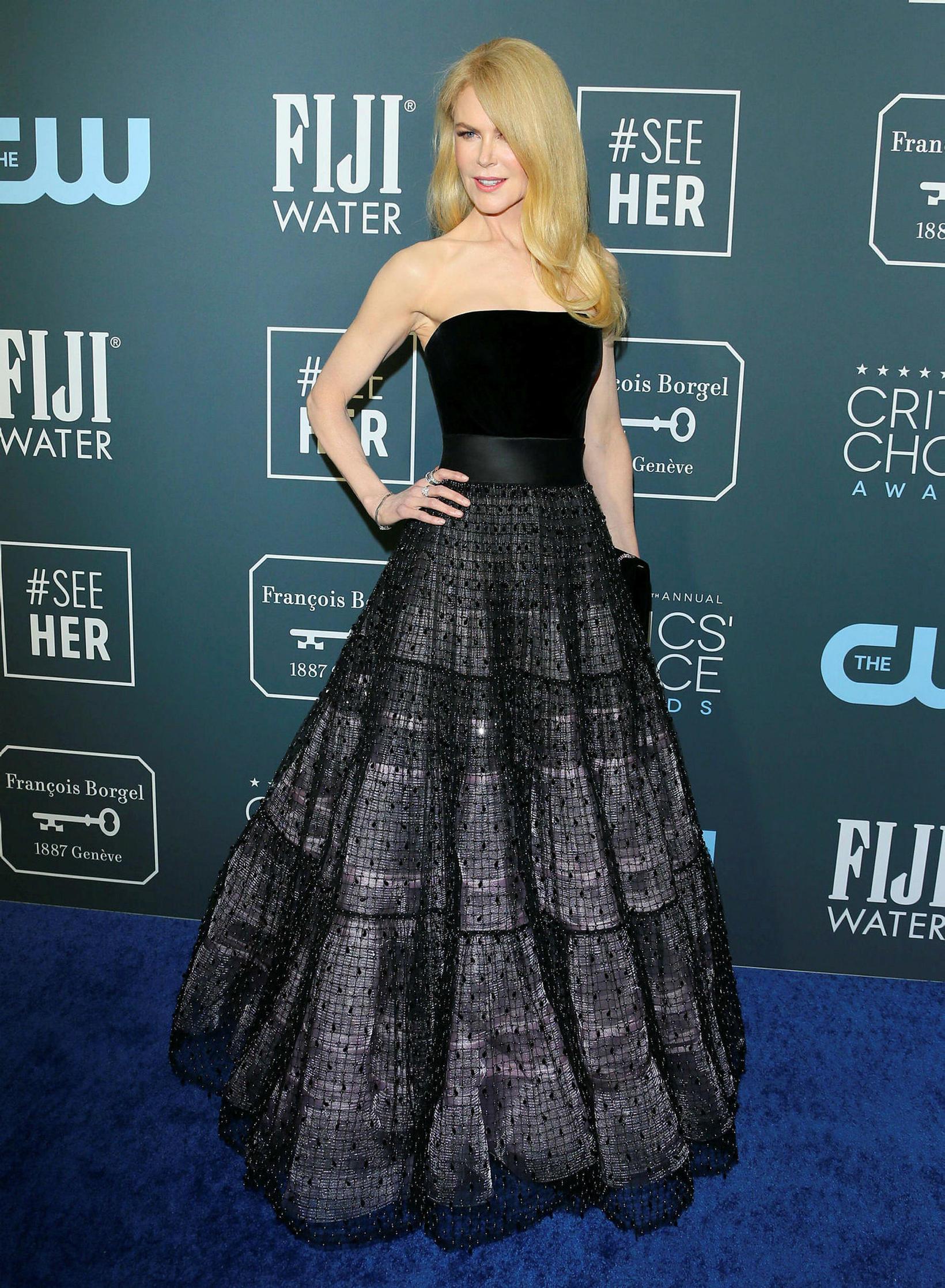 Nicole Kidman.