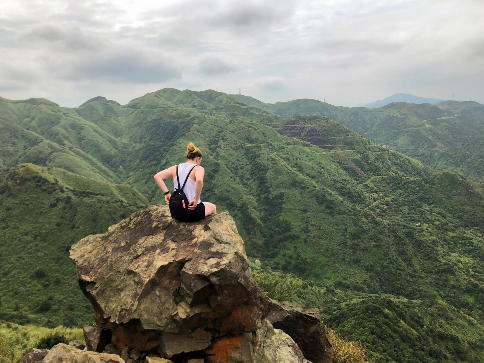 Teapot Mountain í Taívan.