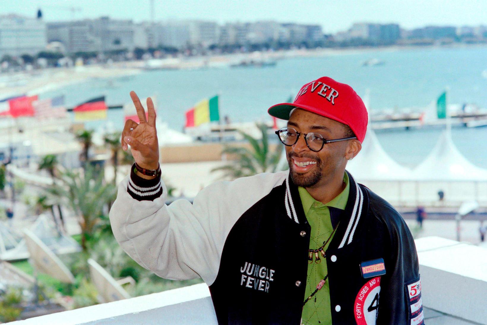 Spike Lee verður formaður dómnefndarinnar í Cannes í vor.