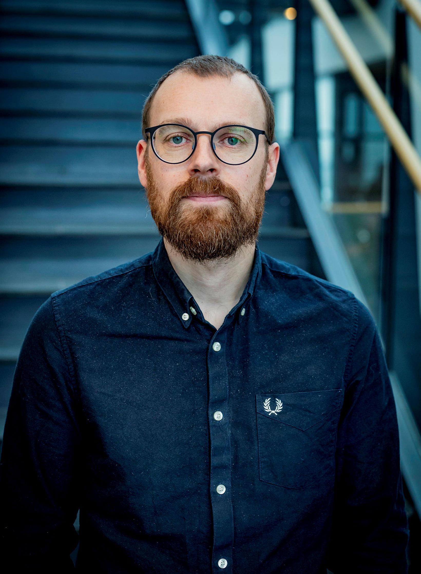 Funi Sigurðsson forstöðumaður Stuðla segir að það sé ekkert skilyrði …