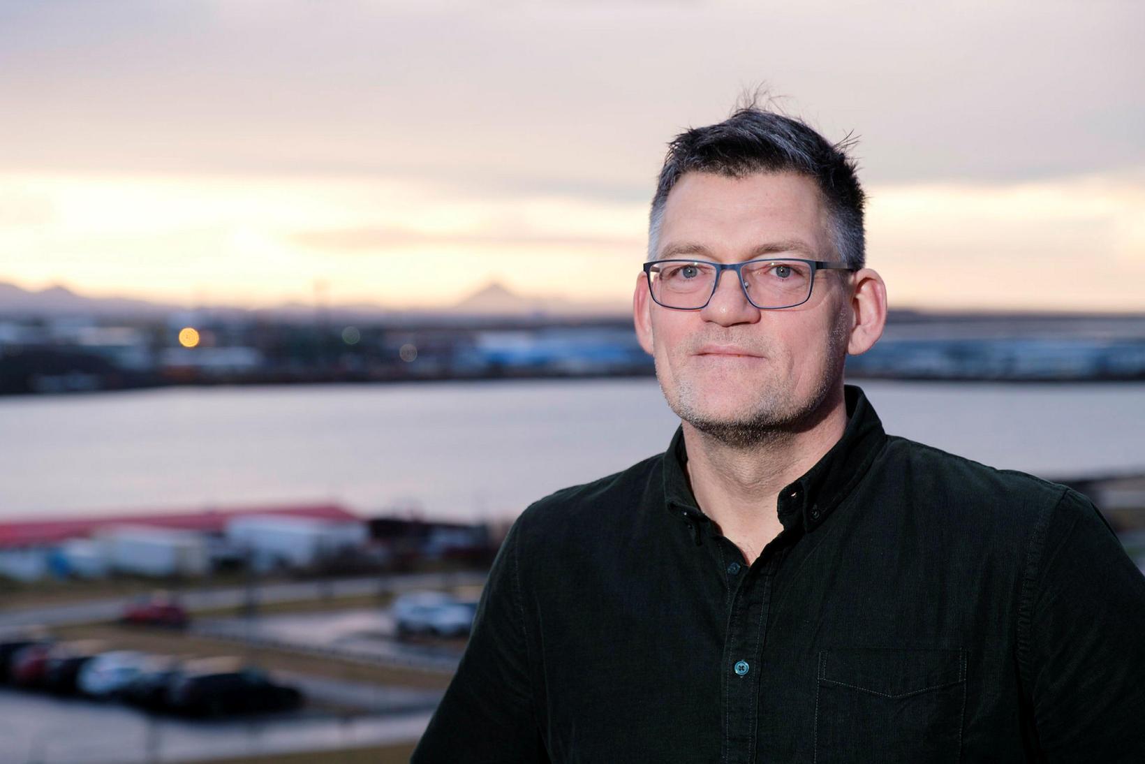 Hermundur Sigmundsson segir mikilvægt að óttast ekki að gera mistök.