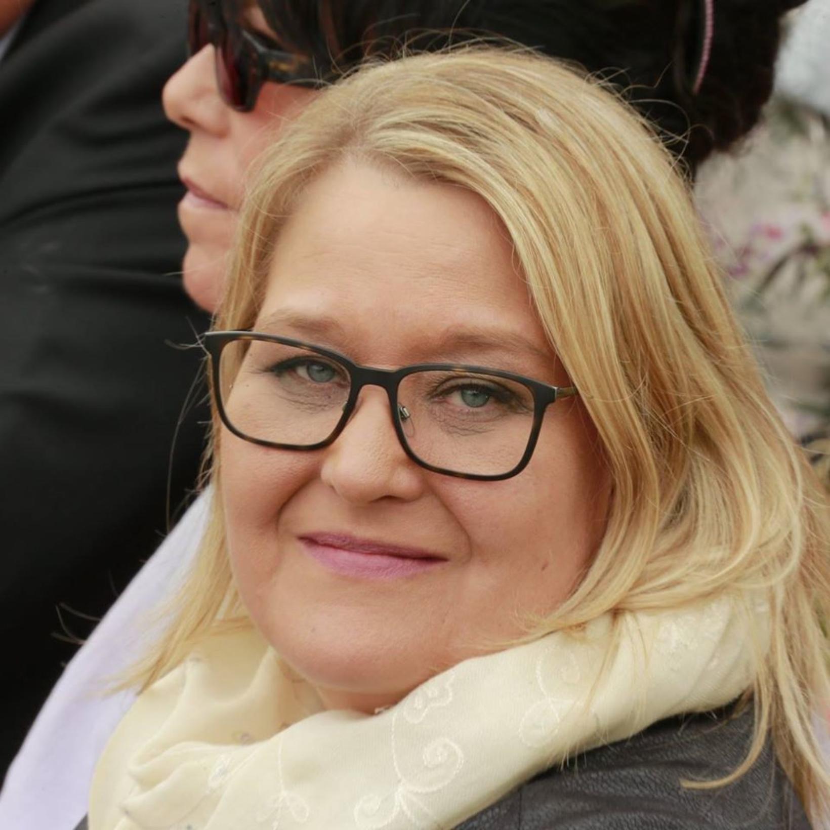 Vigdís Erlingsdóttir.