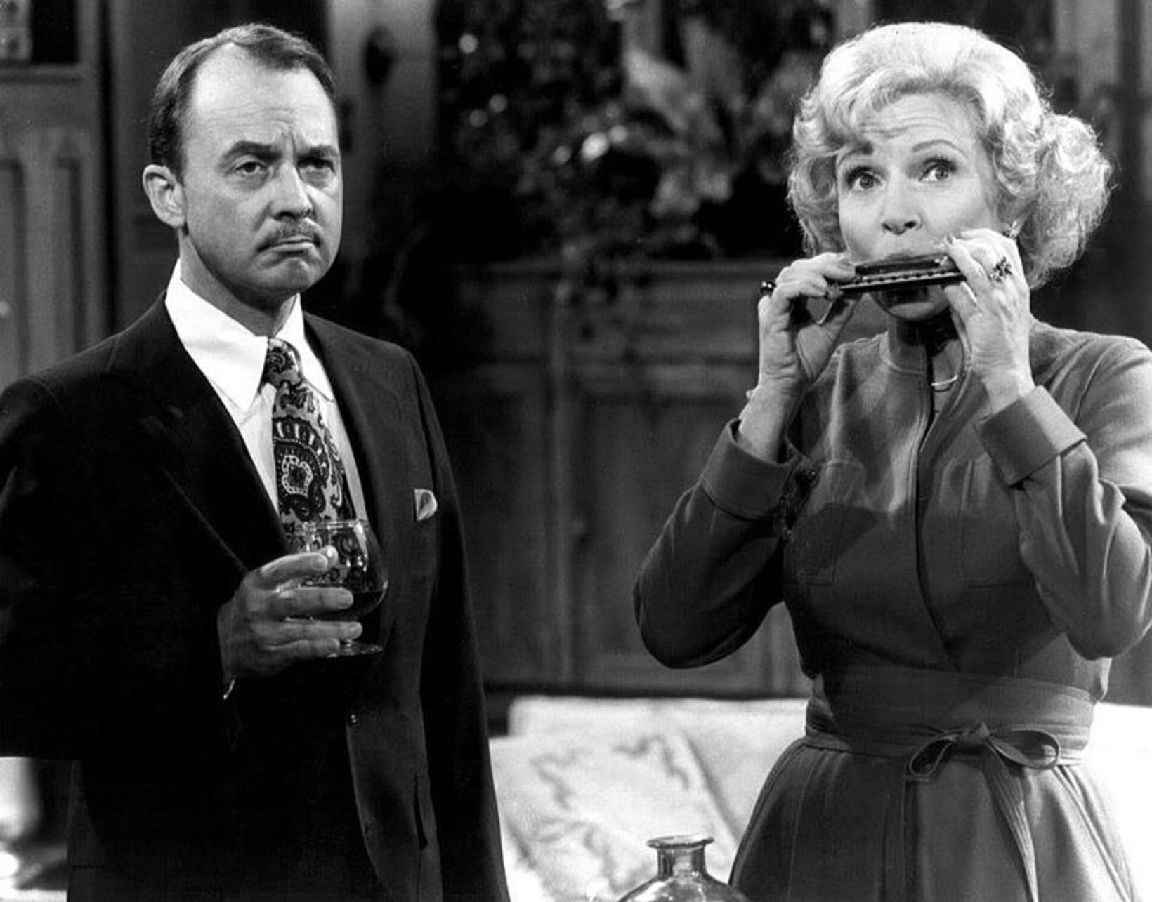 Úr The Betty White Show.