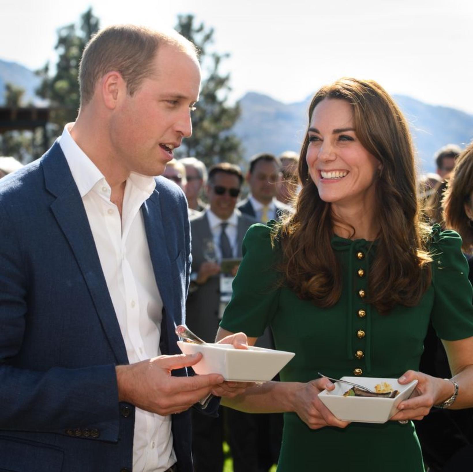 Kate eldar oftar en ekki grillaðan kjúkling fyrir prinsinn, en …