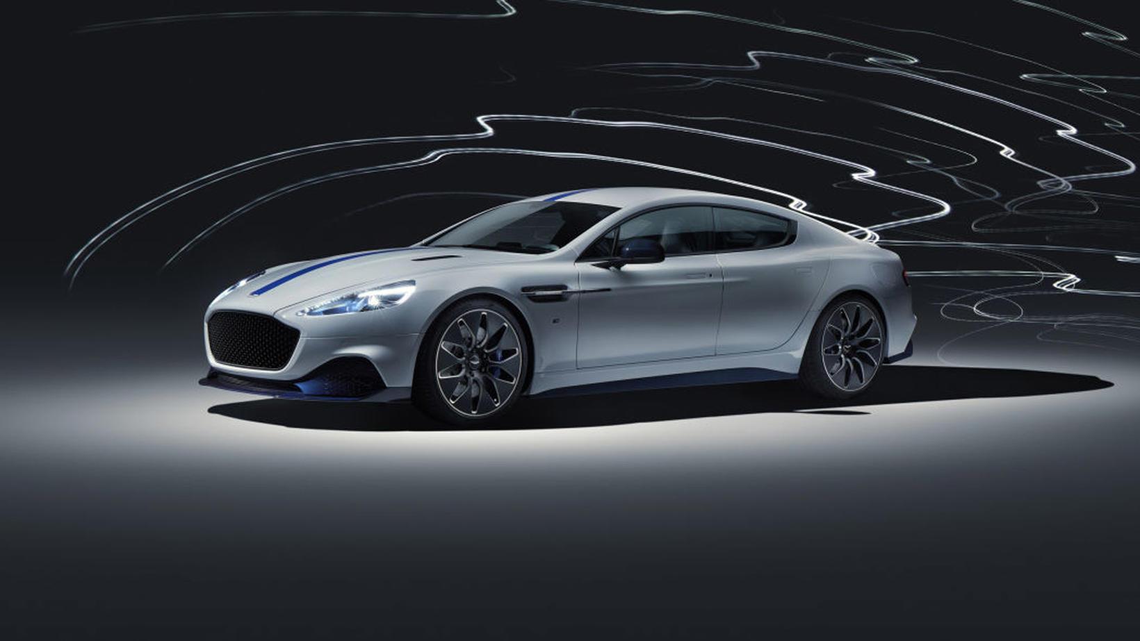 Óvissa ríkir um smíði rafbílsins Aston Martin Rapide E
