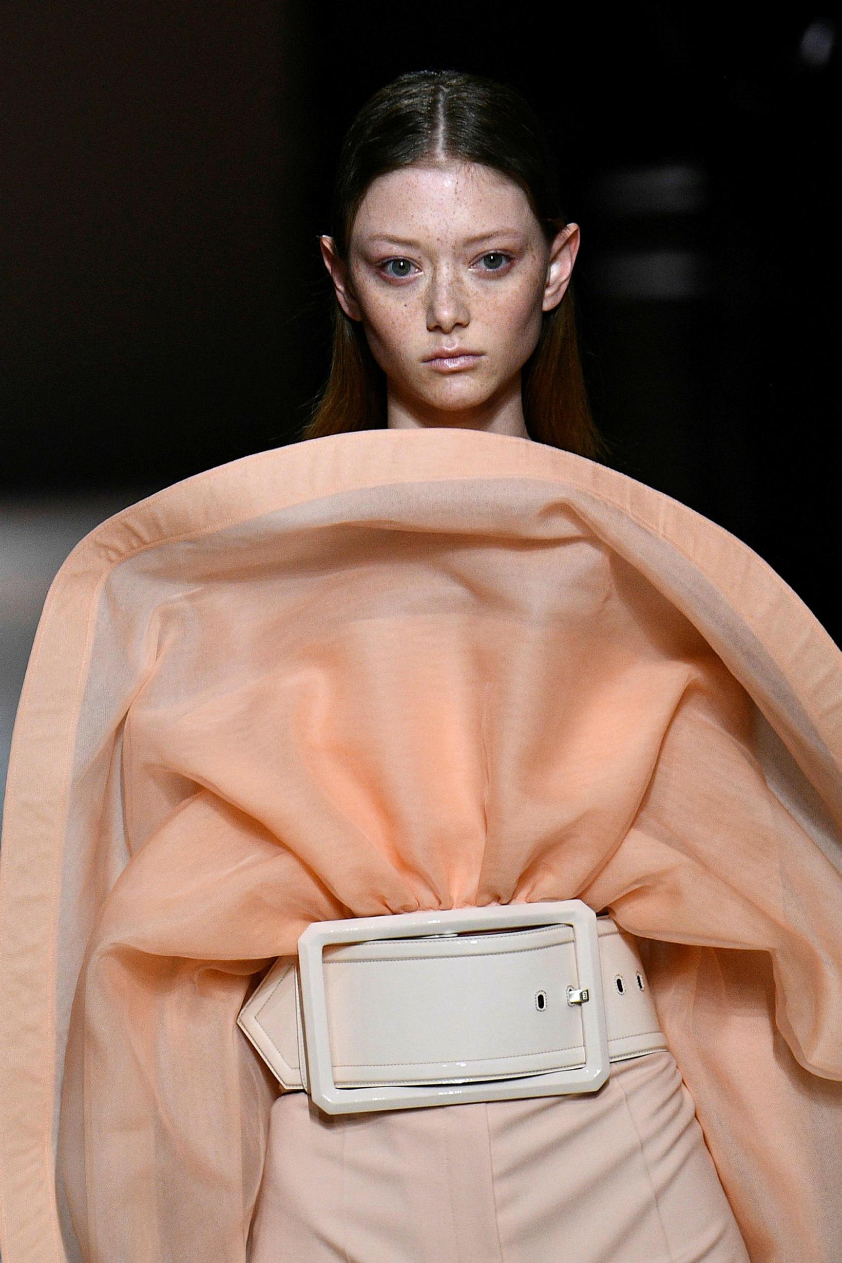 Vor- og sumarlína Givenchy fyrir árið 2020.