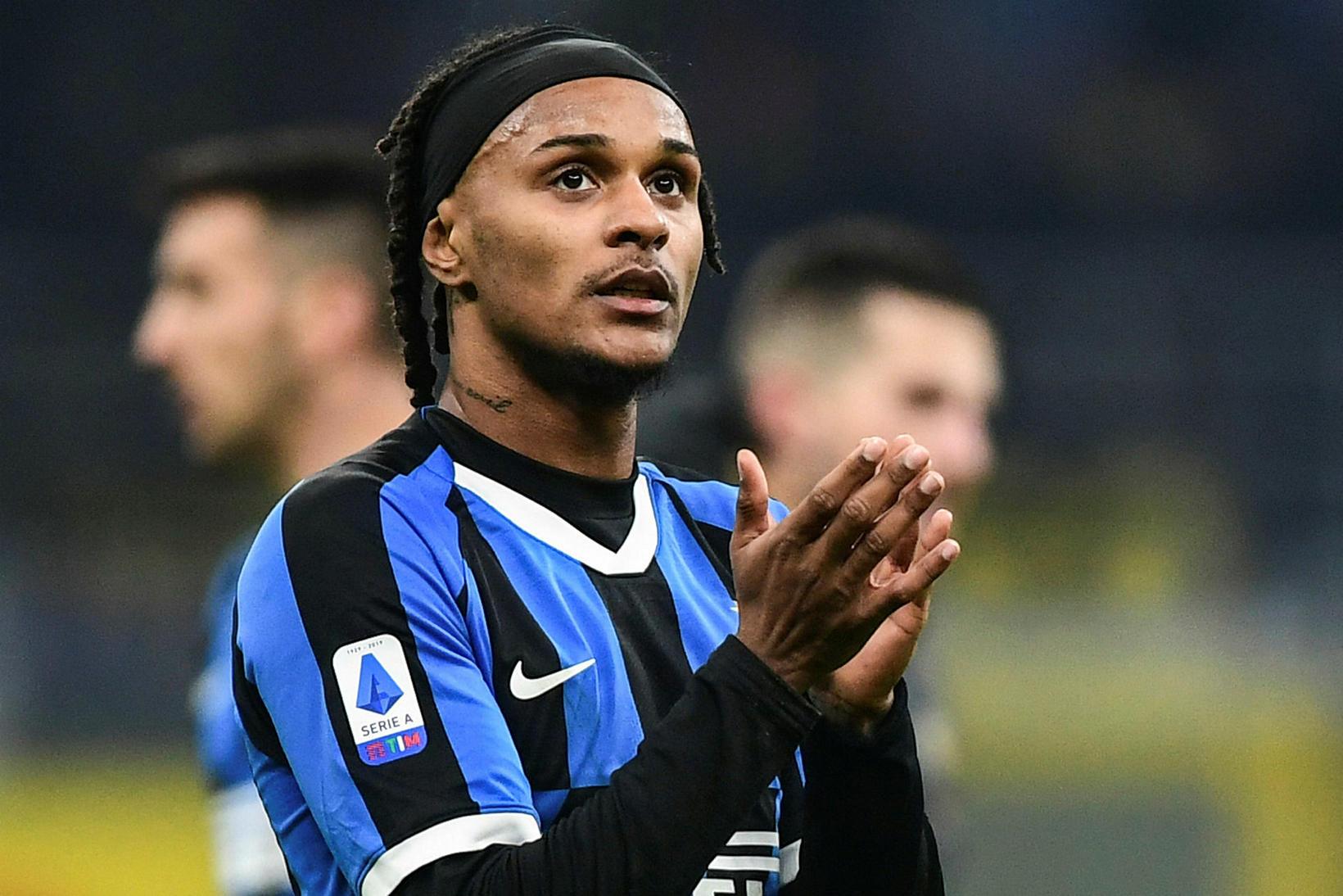 Austurríski miðjumaðurinn Valentino Lazaro er kominn til Newcastle frá Inter …