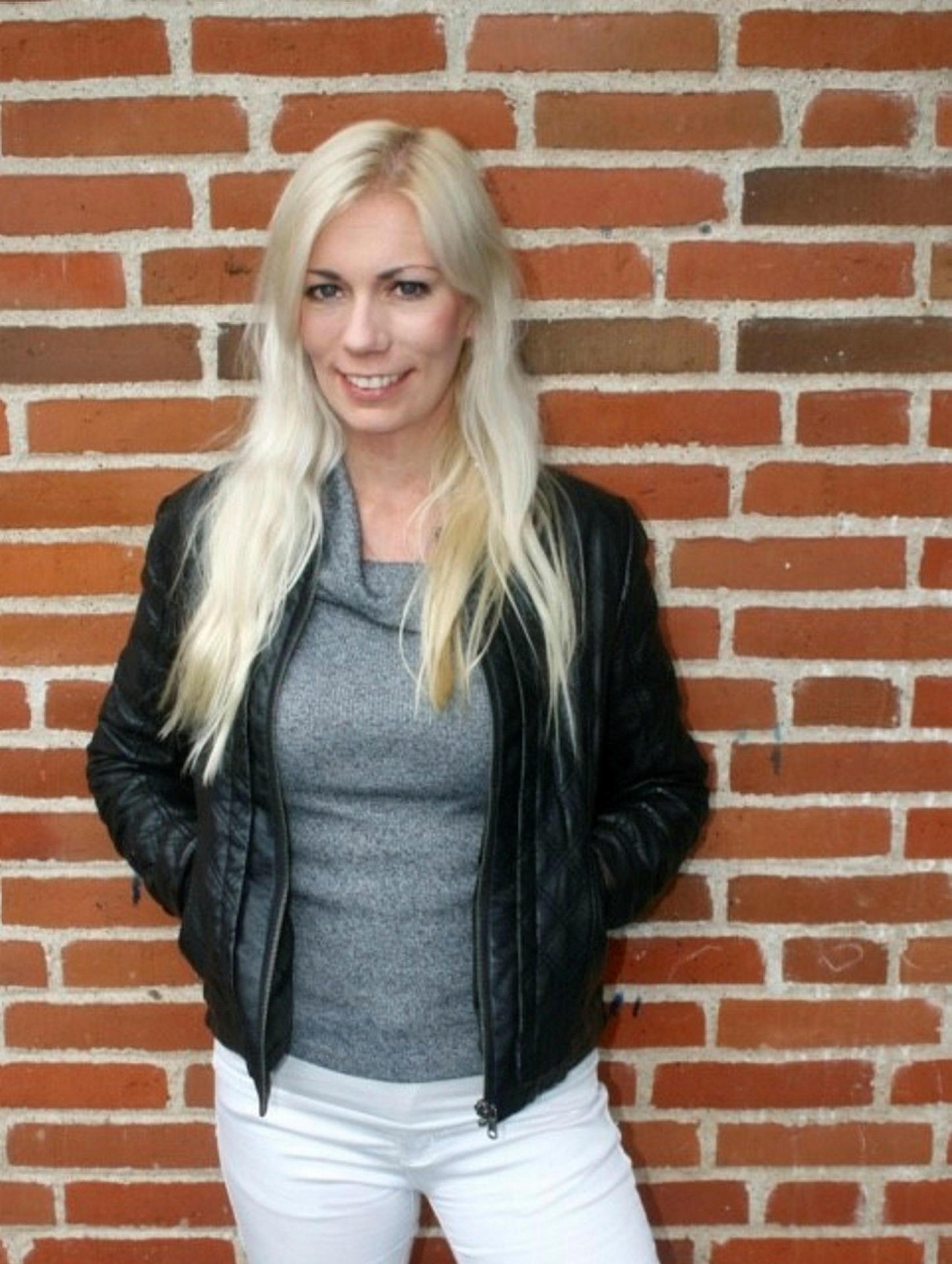Þórey Kristín Þórisdóttir sálfræðingur.