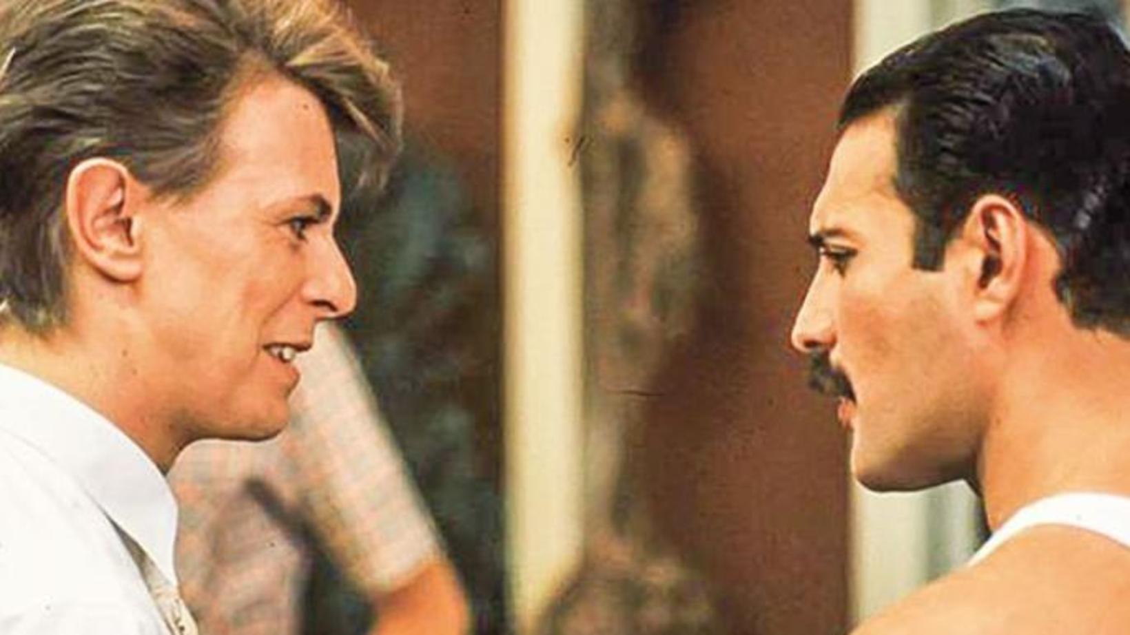 Verða David Bowie eða Freddie Mercury á toppnum?