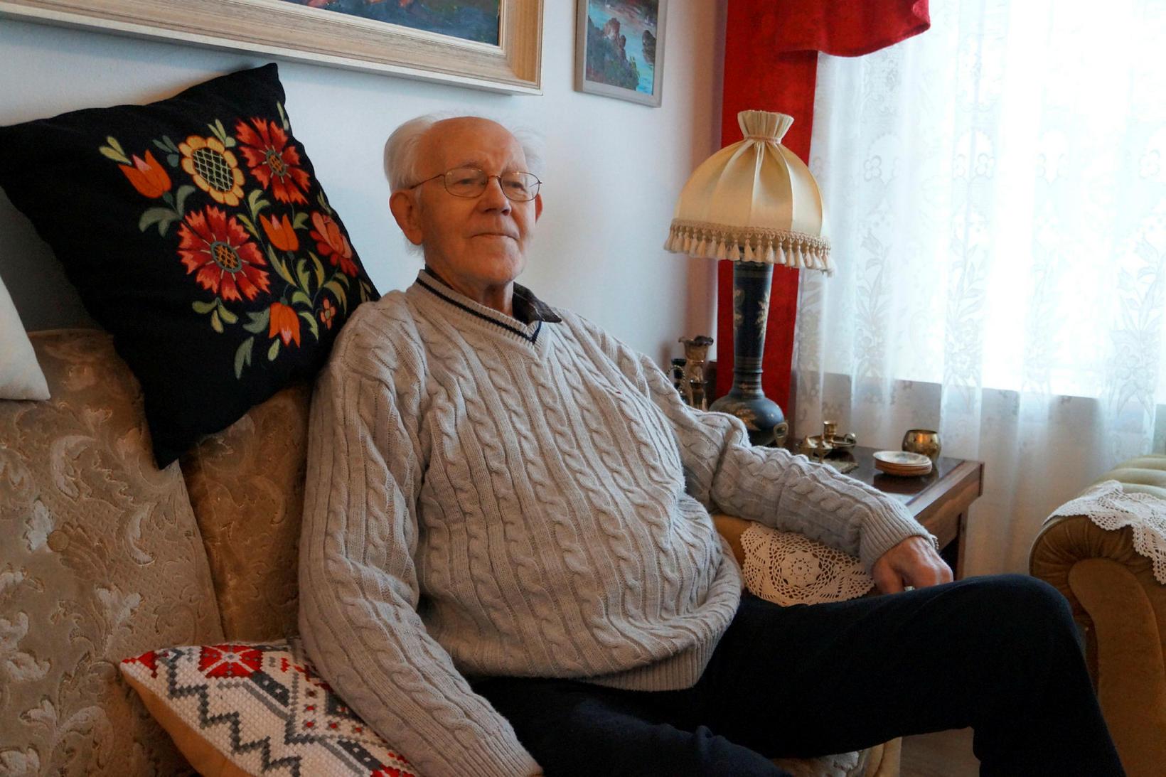 Pálmi Jónsson fékk ekkert að hvíla sig á meðan á …