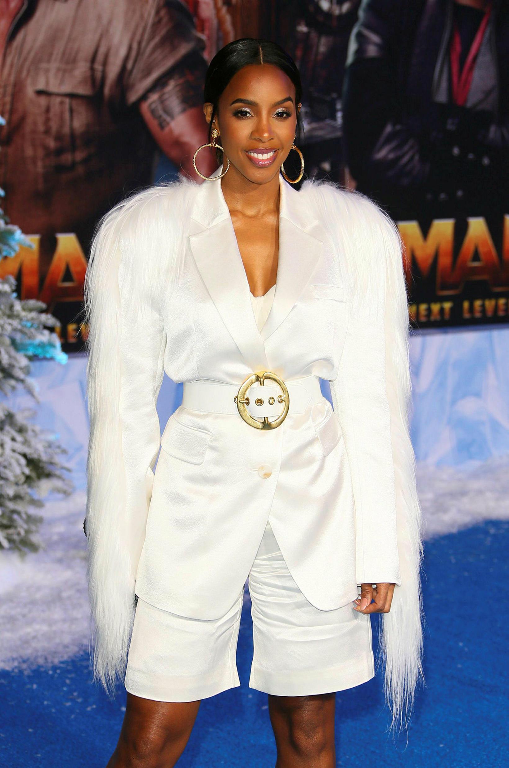 Kelly Rowland vildi stærri brjóst.