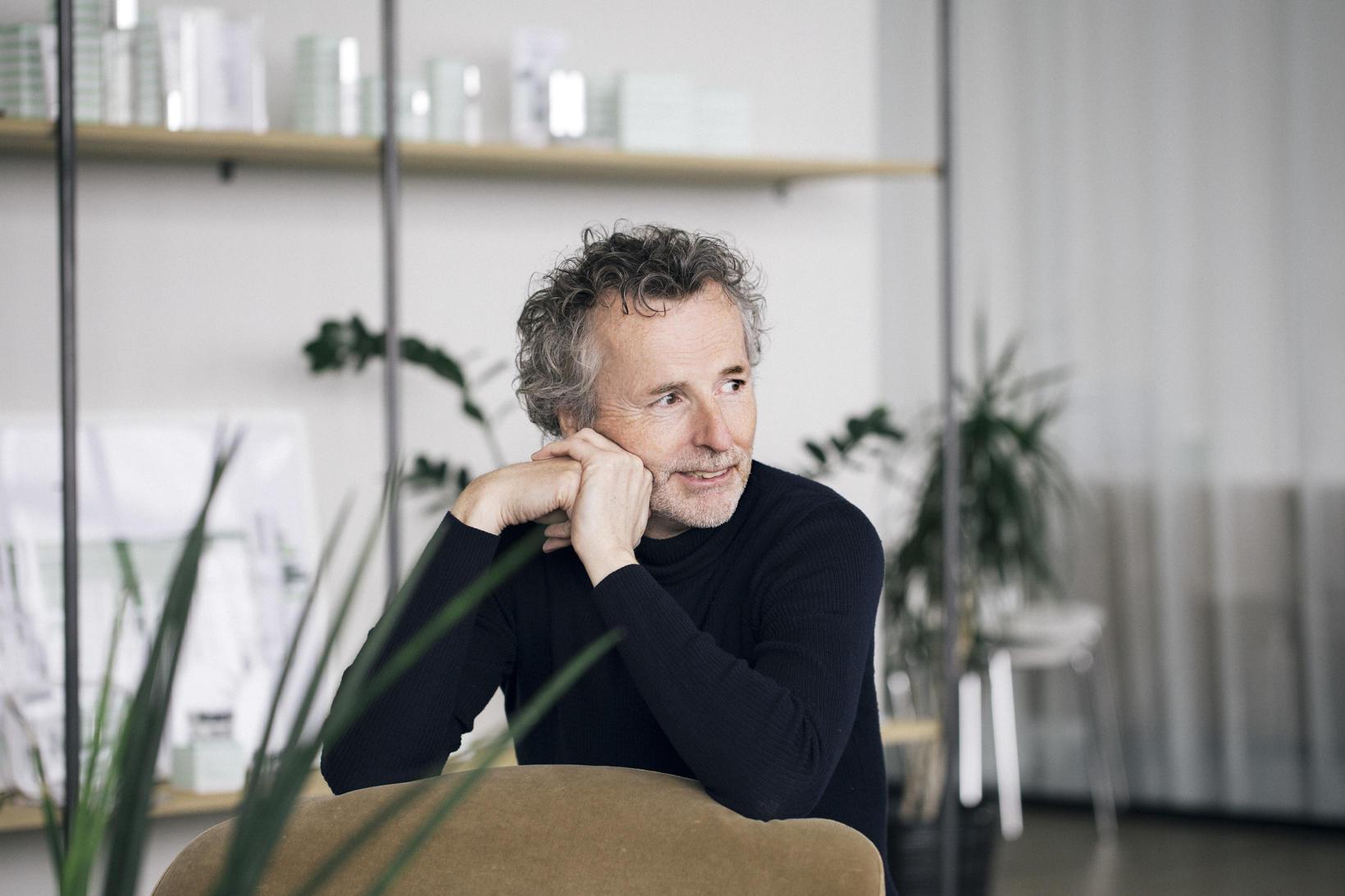 Dr. Björn Örvar er einn af stofnendum ORF Líftækni.