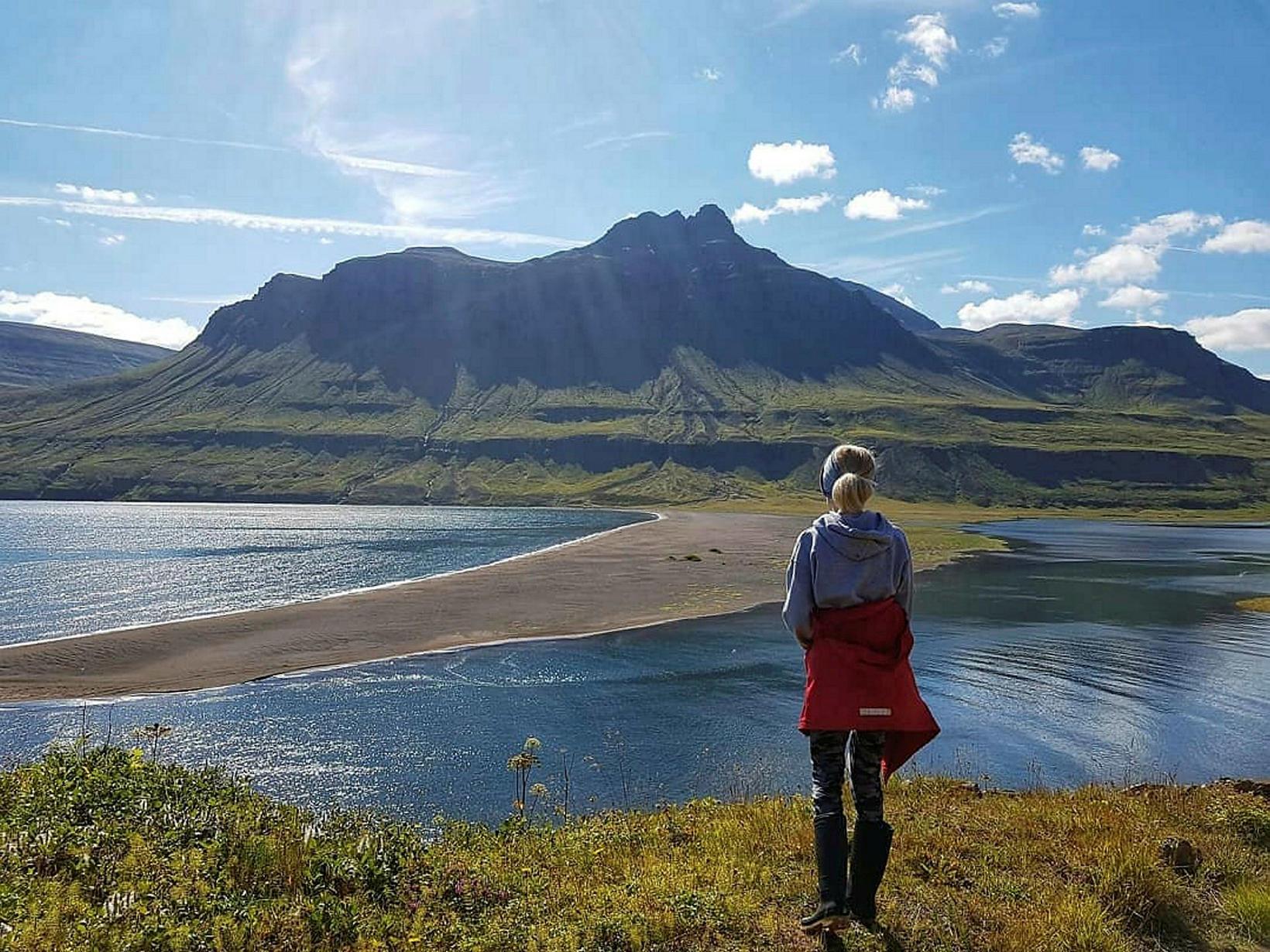 Það er fátt sem toppar ósnert landslagið yfir sumartímann.