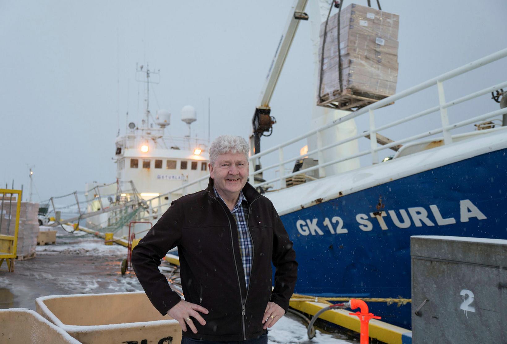 Gunnar Tómasson, framkvæmdastjóri Þorbjarnar í Grindavík.