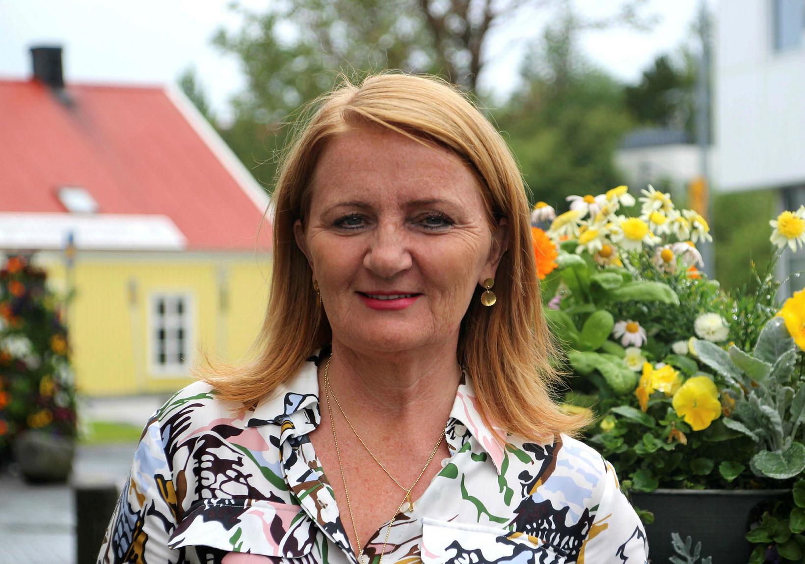 Rósa Guðbjartsdóttir, bæjarstjóri í Hafnarfirði.