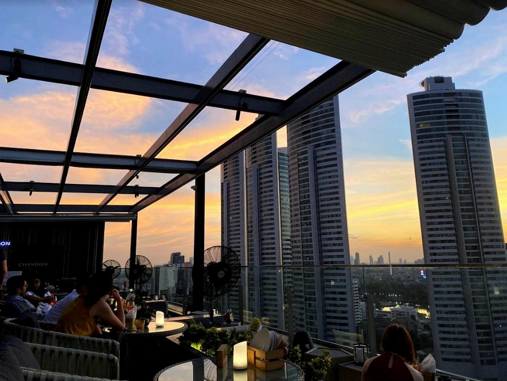 Bangkok í Taílandi.