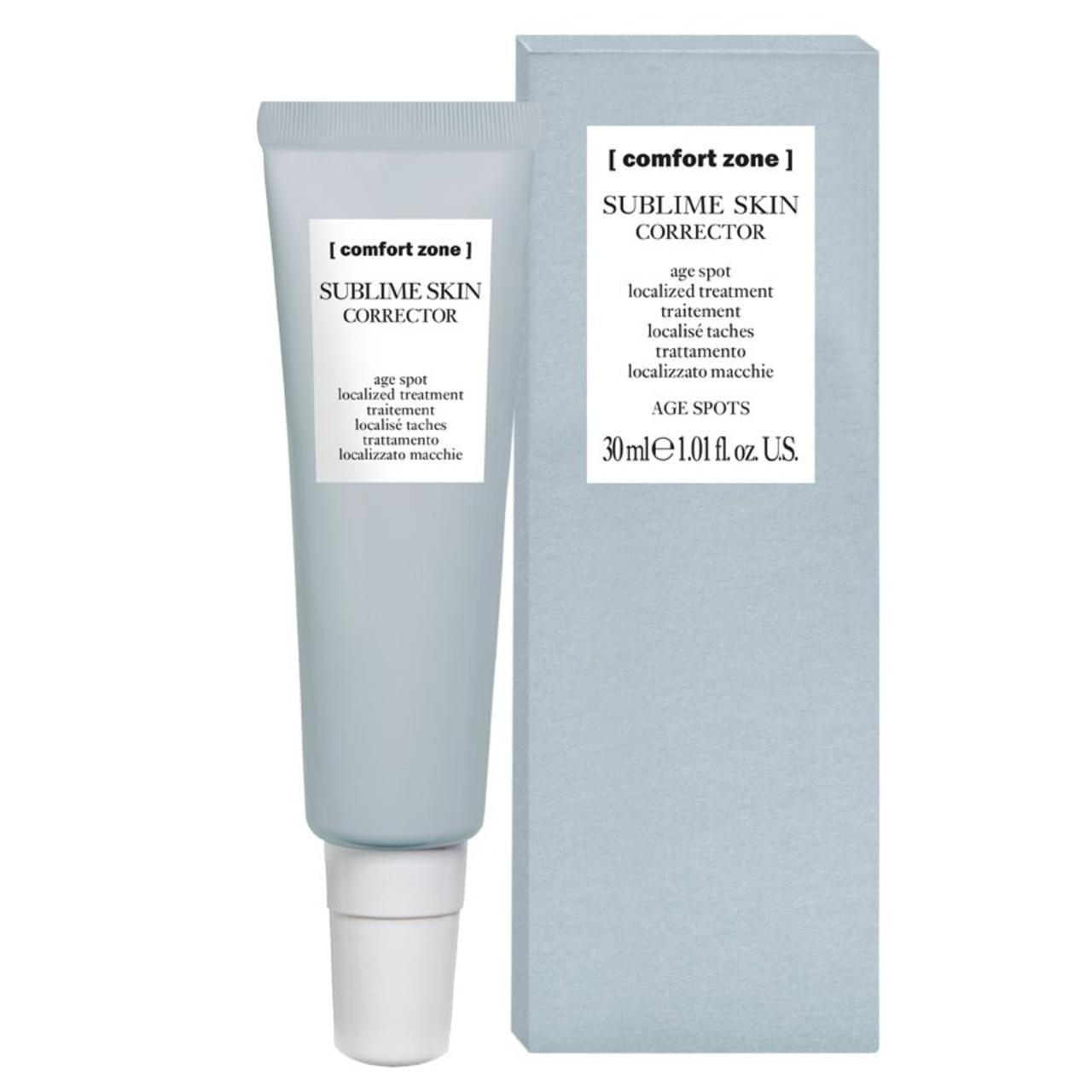 Comfort Zone Sublime Skin Corrector.