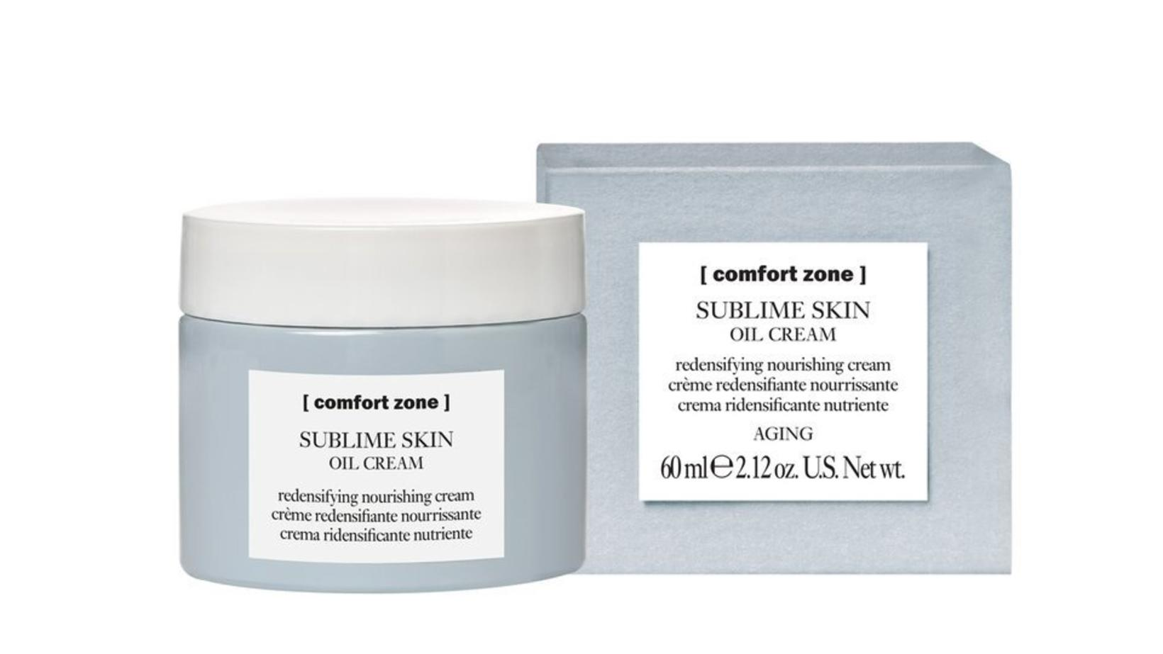 Comfort Zone Sublime Skin Oil Cream.