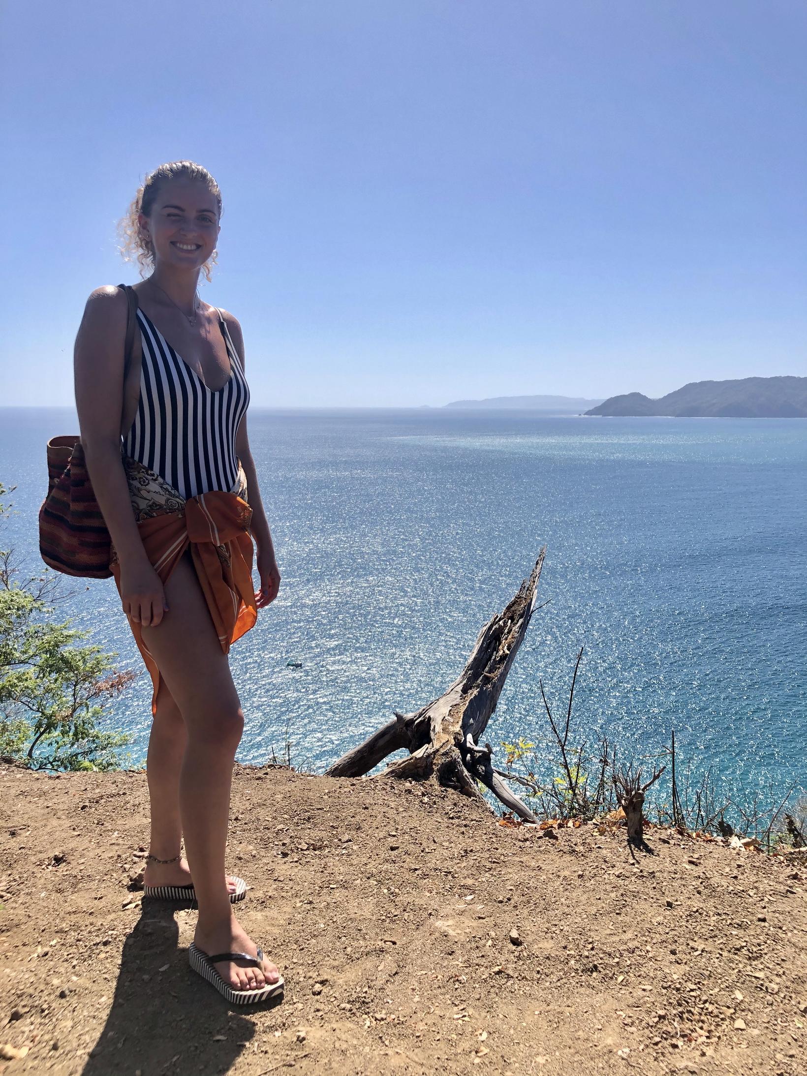 Á toppi Isla Tortuga.