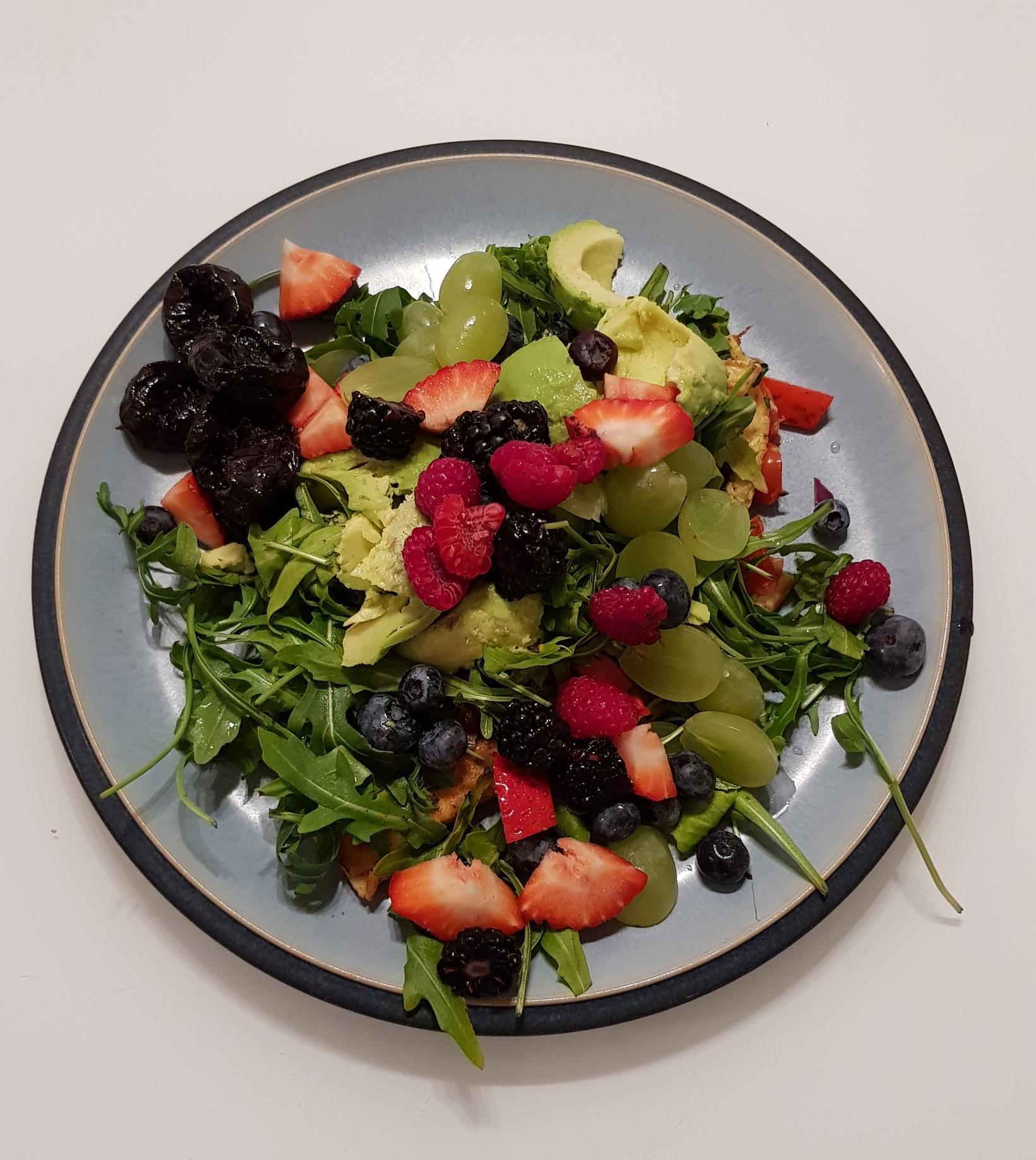 Er salat morgunmatur?