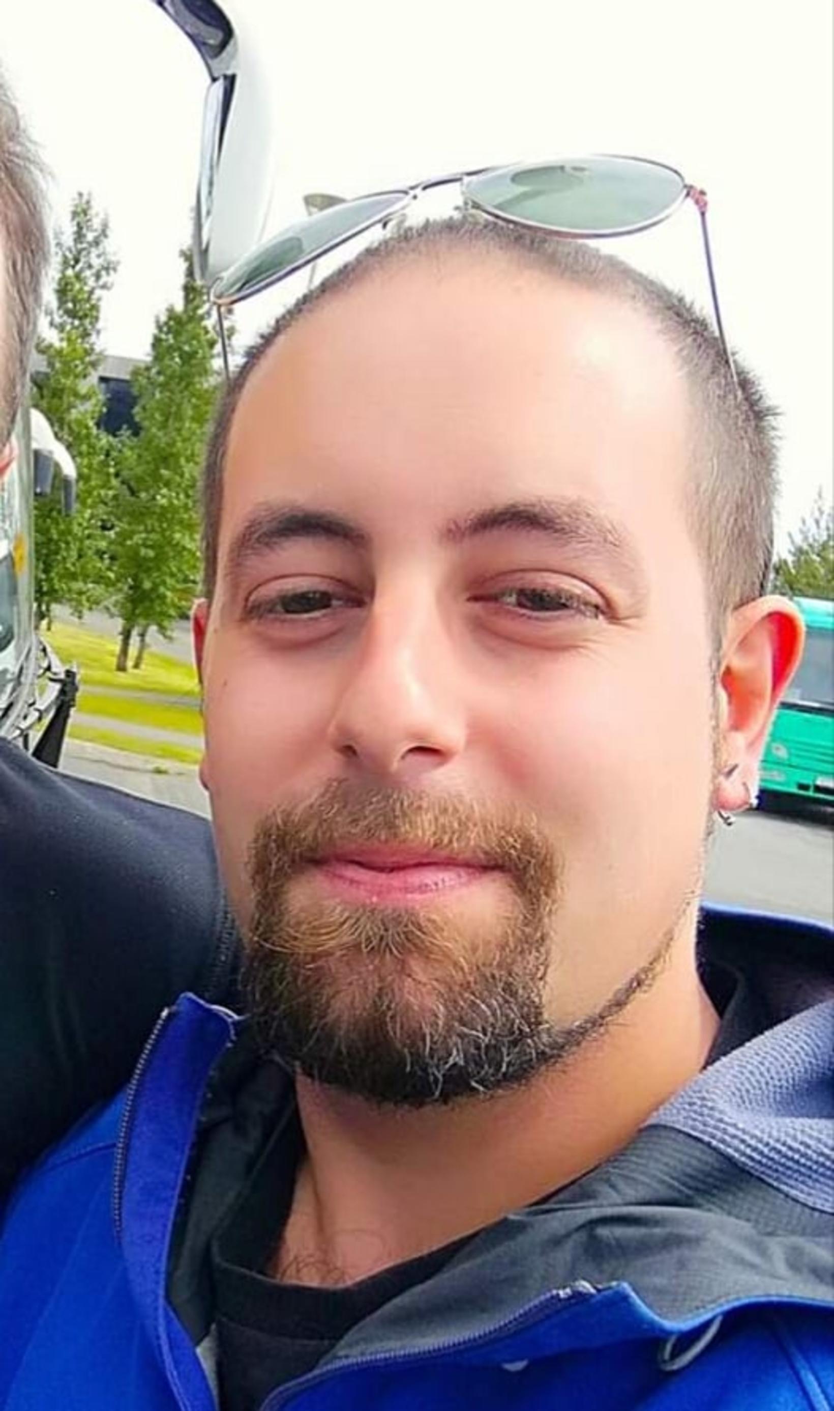 Marco Di Marco hefur búið á Íslandi síðan árið 2018.