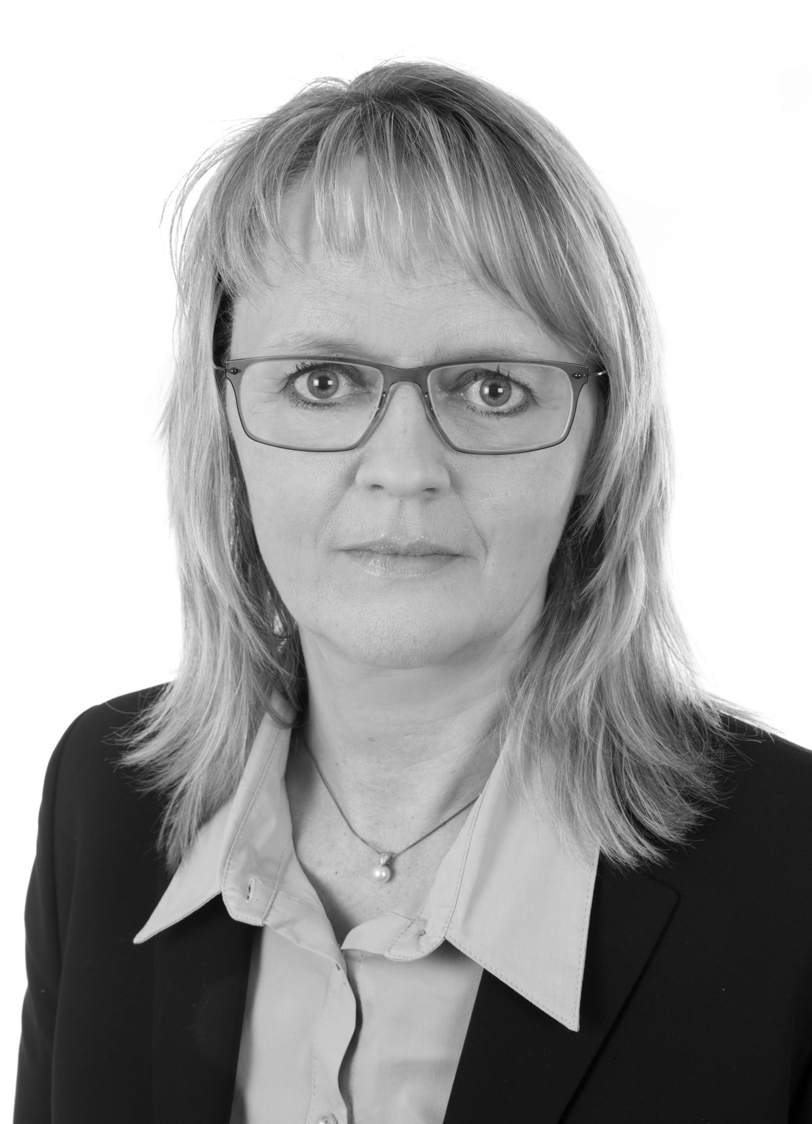 Guðlaug Sigurðardóttir, framkvæmdastjóri fjármálasviðs Landsnets.