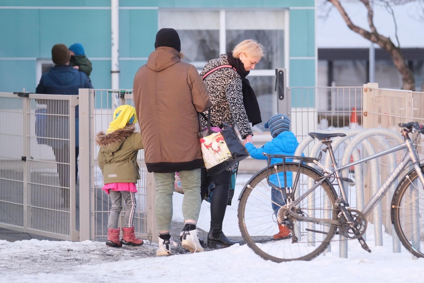 From the preschool Sólborg.