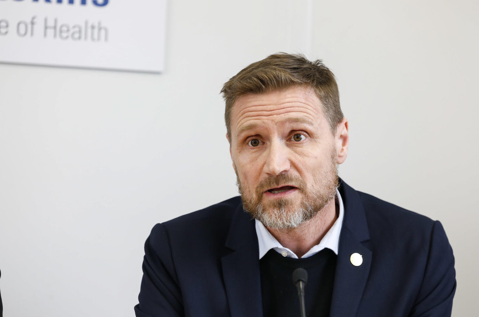 Steinn Jóhannsson, rektor MH.