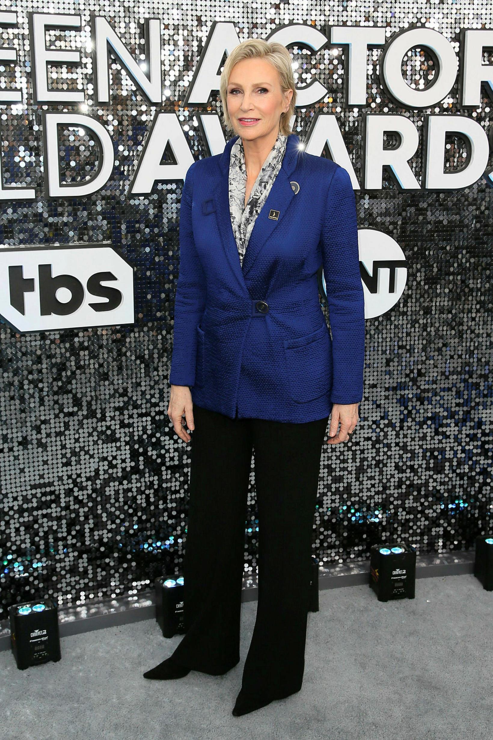 Jane Lynch.