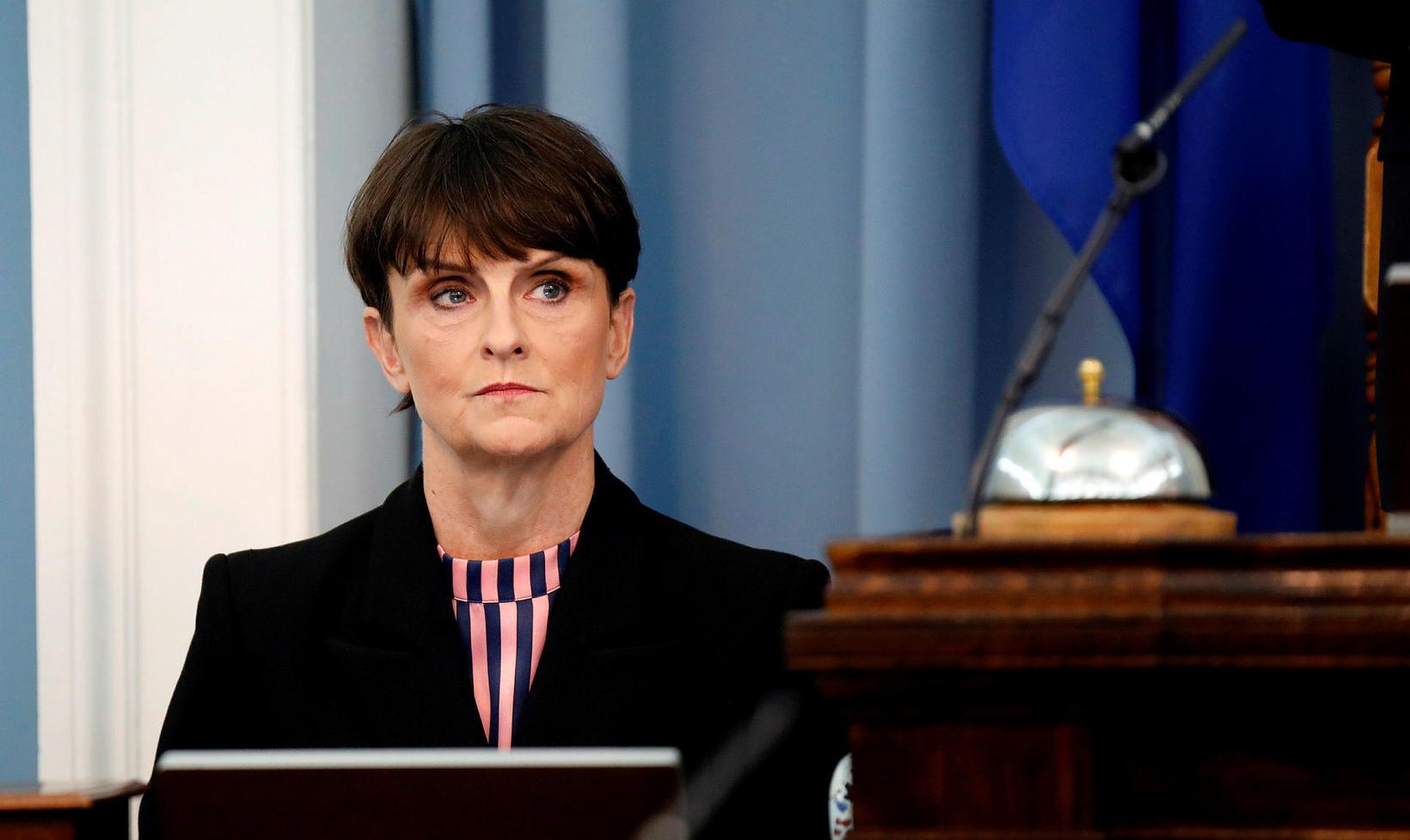Ragna Árnadóttir.