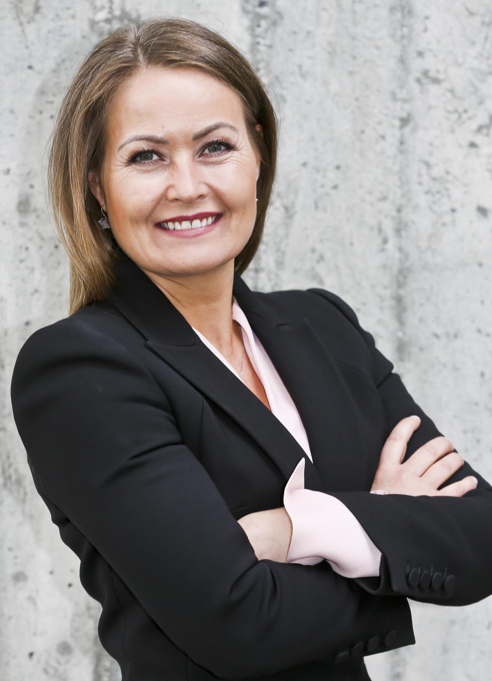 María Jóna Magnúsdóttir, framkvæmdastjóri Bílgreinasambandsins.