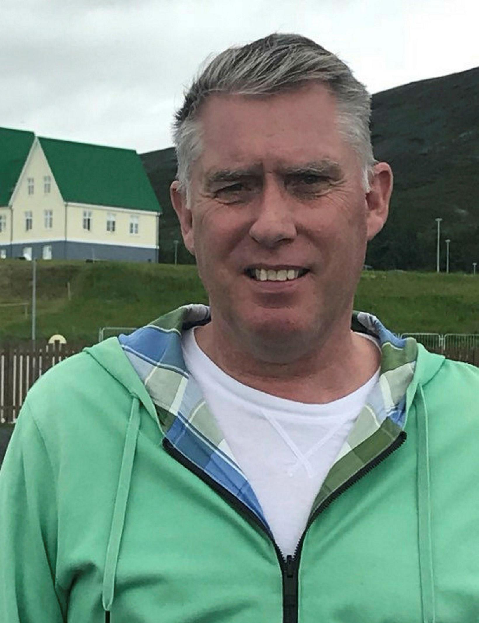 Snorri Magnússon, þroskaþjálfi og íþróttakennari.