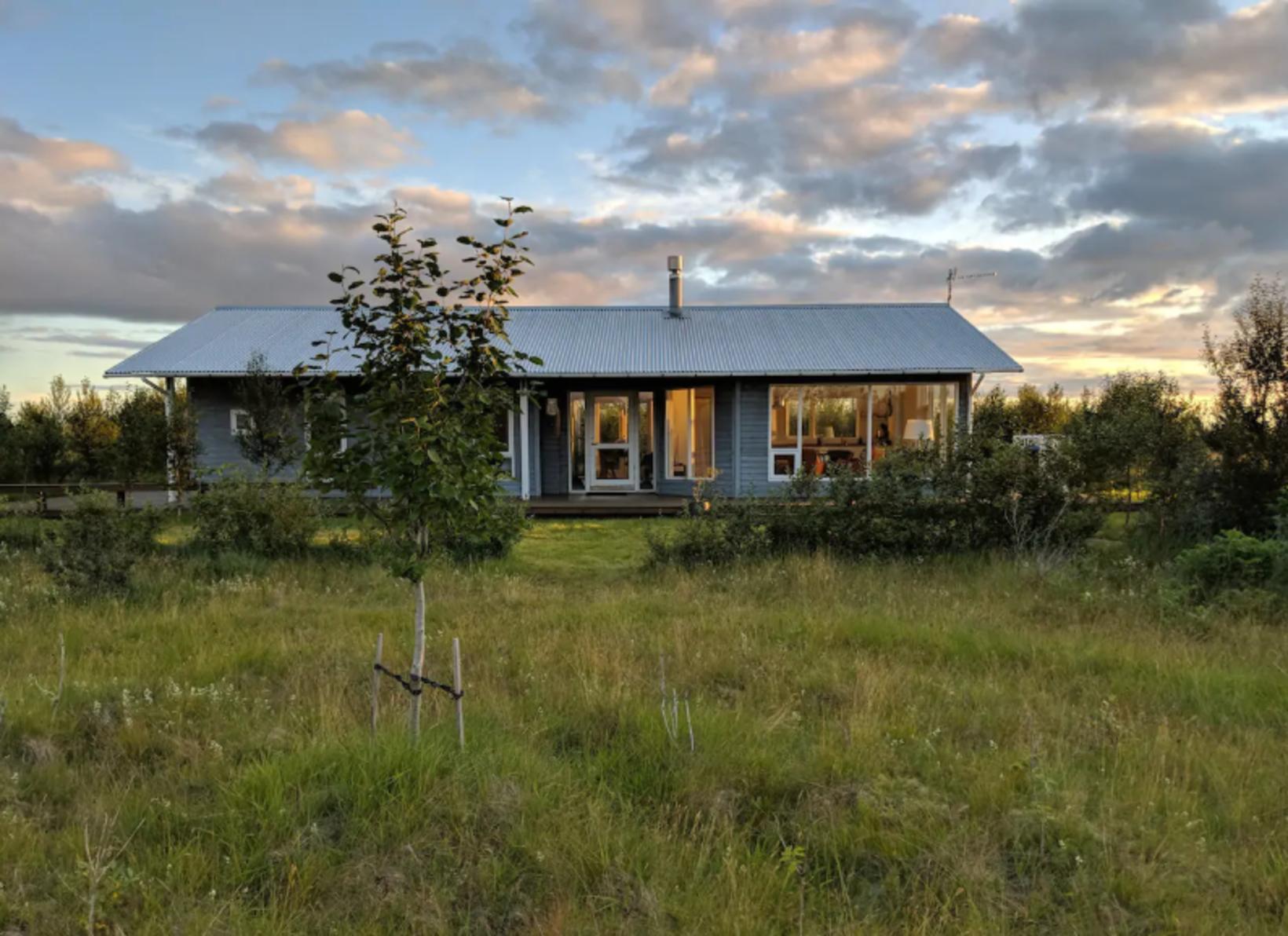 Hekla Comfort House.