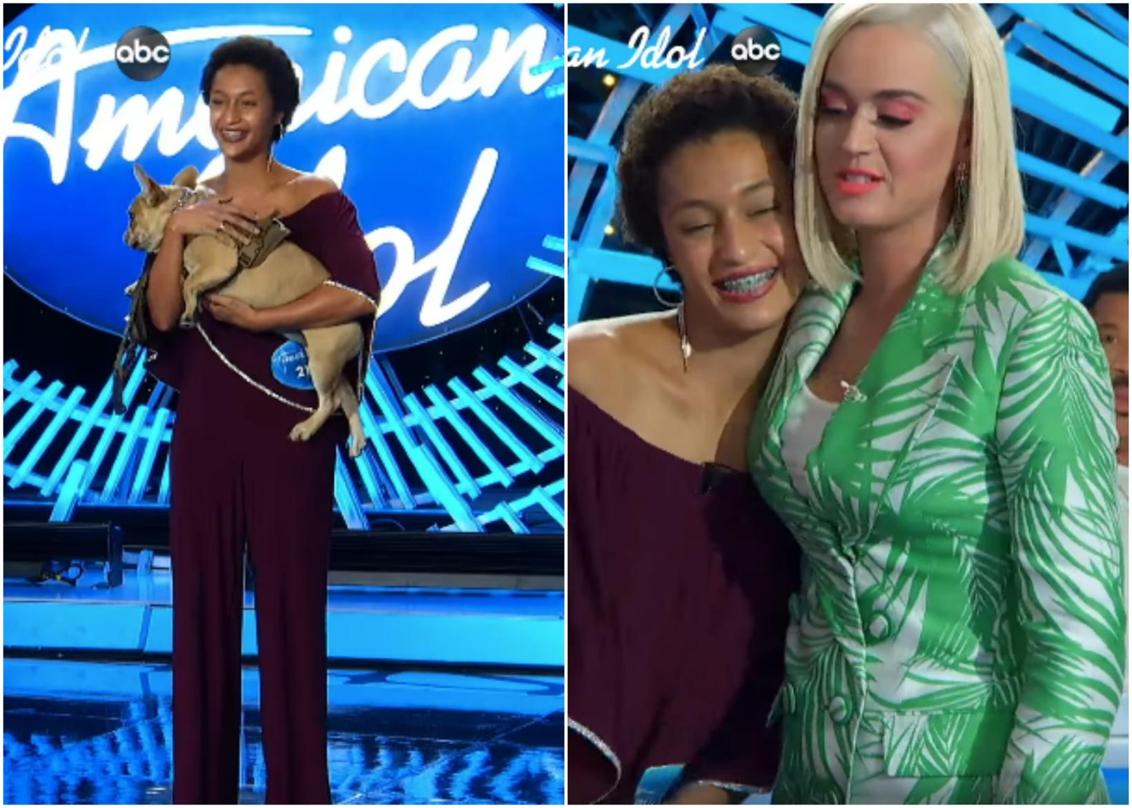 Aliana Jester kom dómurum í American Idol verulega á óvart …