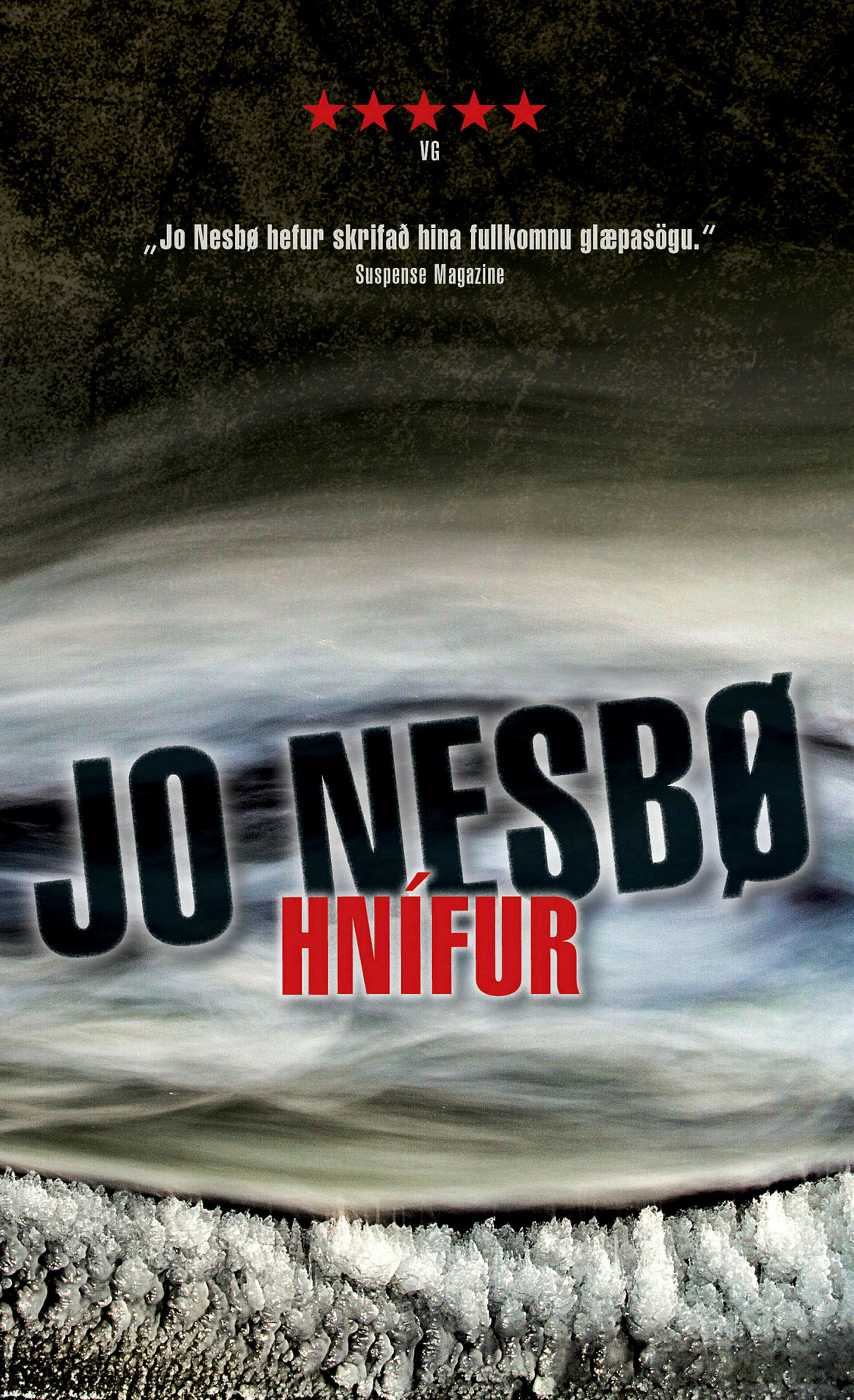 Hnífur eftir Jo Nesbø.