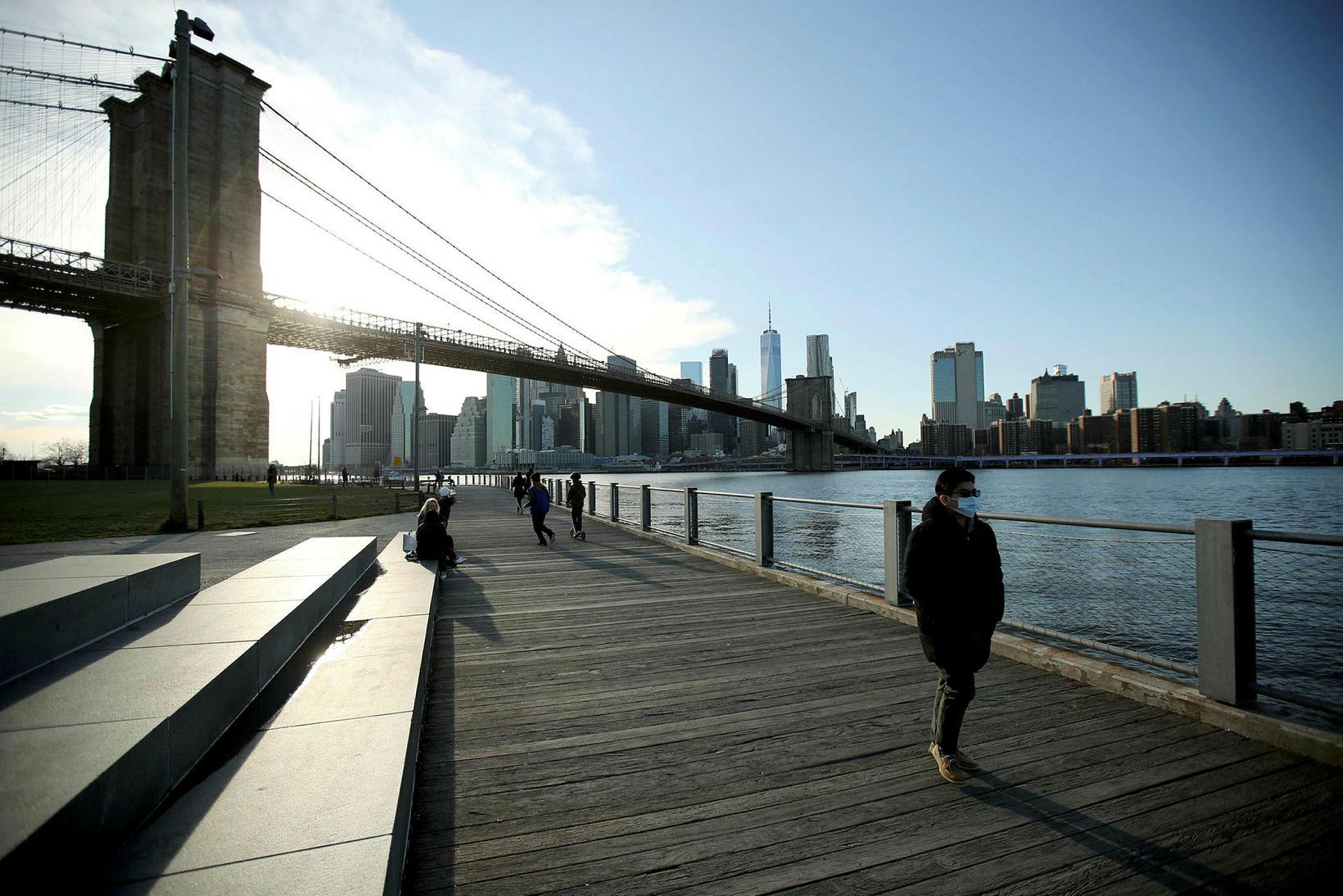 Úr Brooklyn.