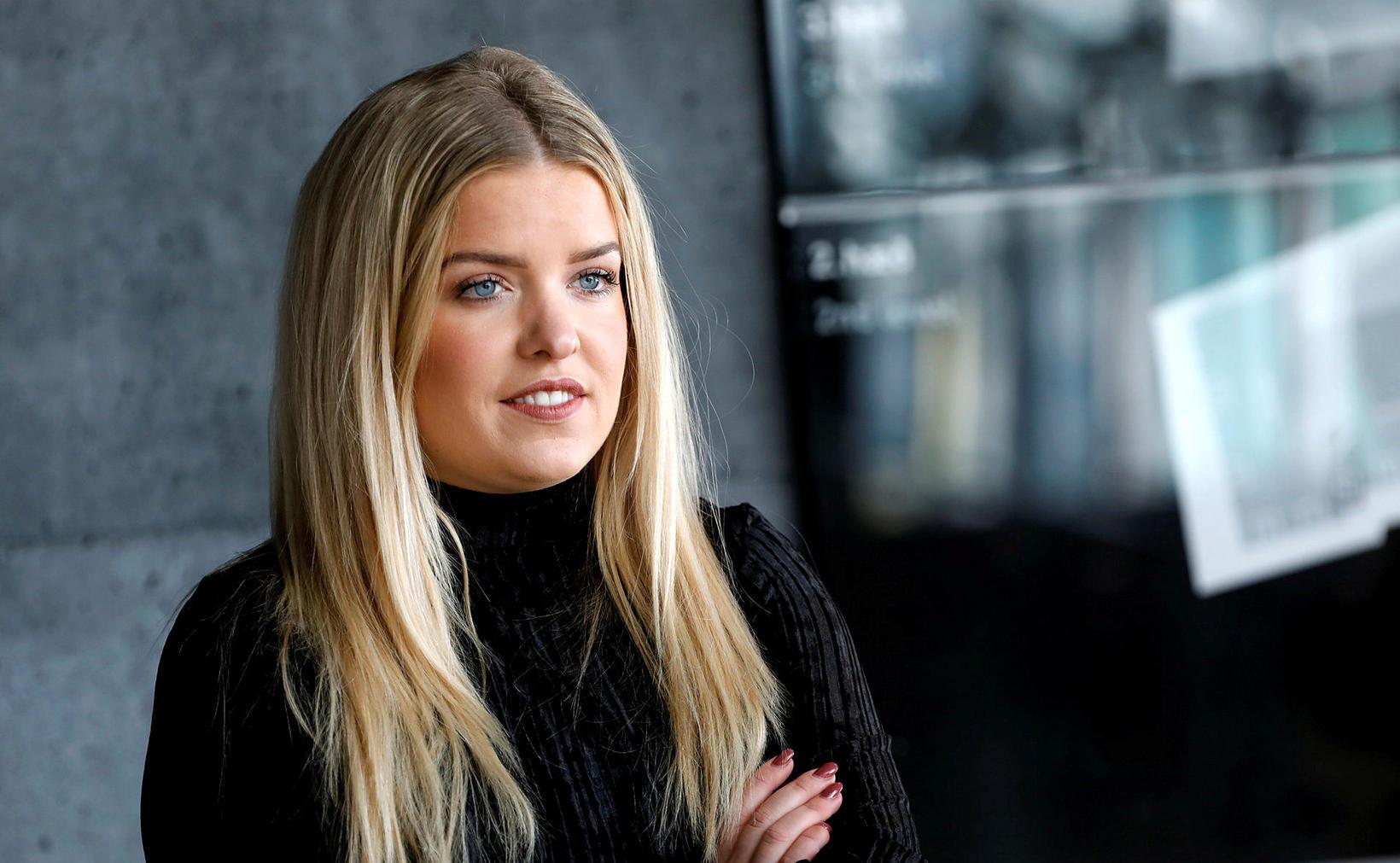 Áslaug Arna Sigurbjörnsdóttir.