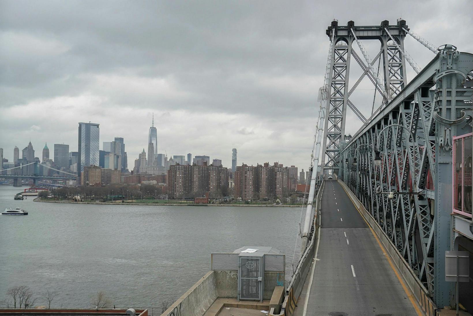 New York er orðin að draugaborg.