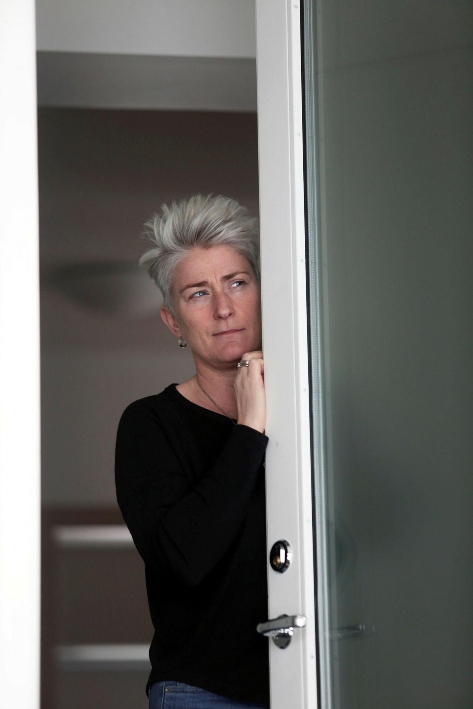 Sara Dögg Svanhildardóttir tók þátt í úrtaki hjá Kára og …