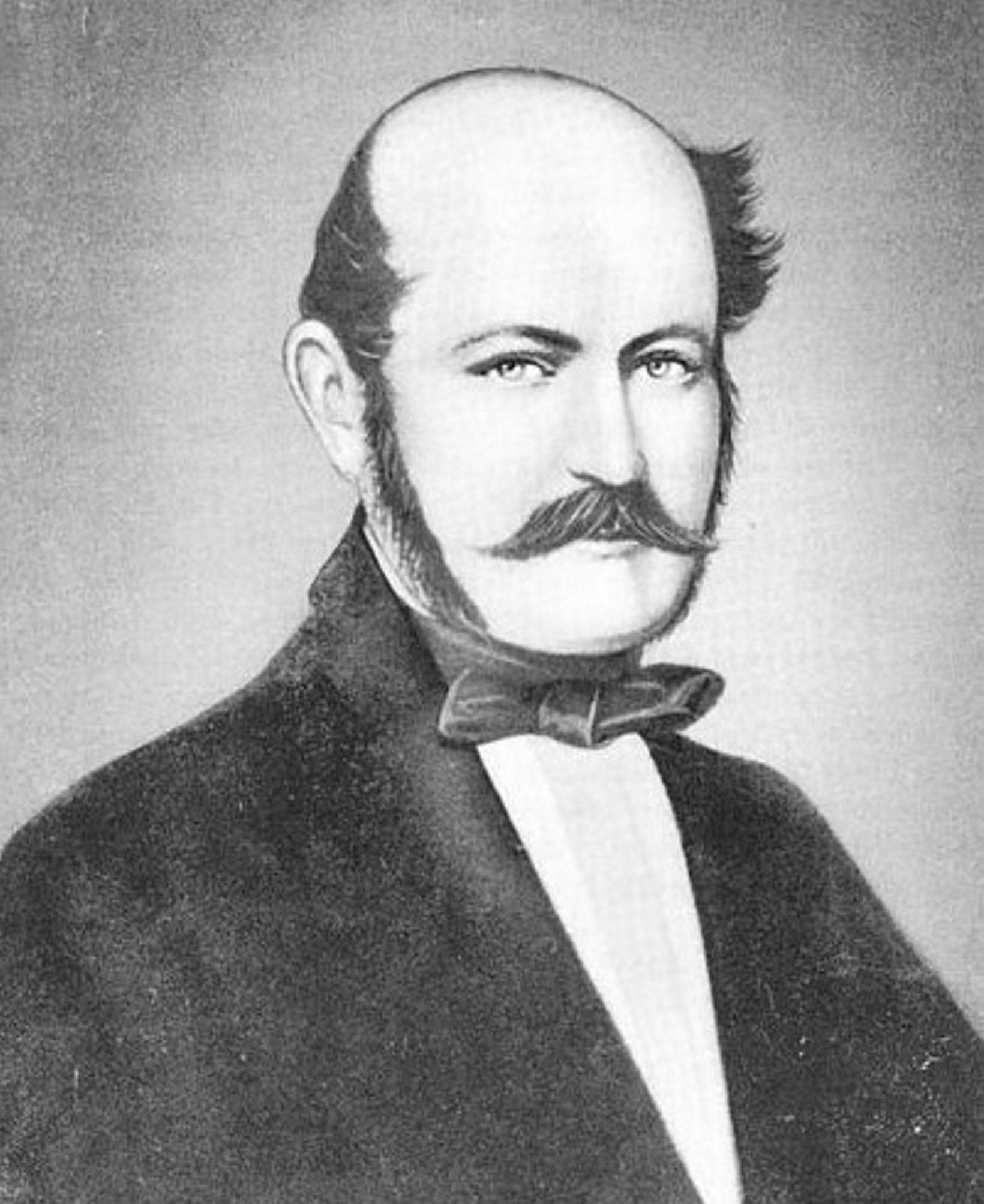 Ignaz Semmelweis fékk á endanum uppreisn æru.