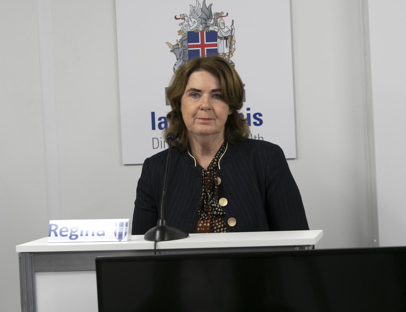 Regína Ásvaldsdóttir, sviðsstjóri velferðarsviðs Reykjavíkurborgar.