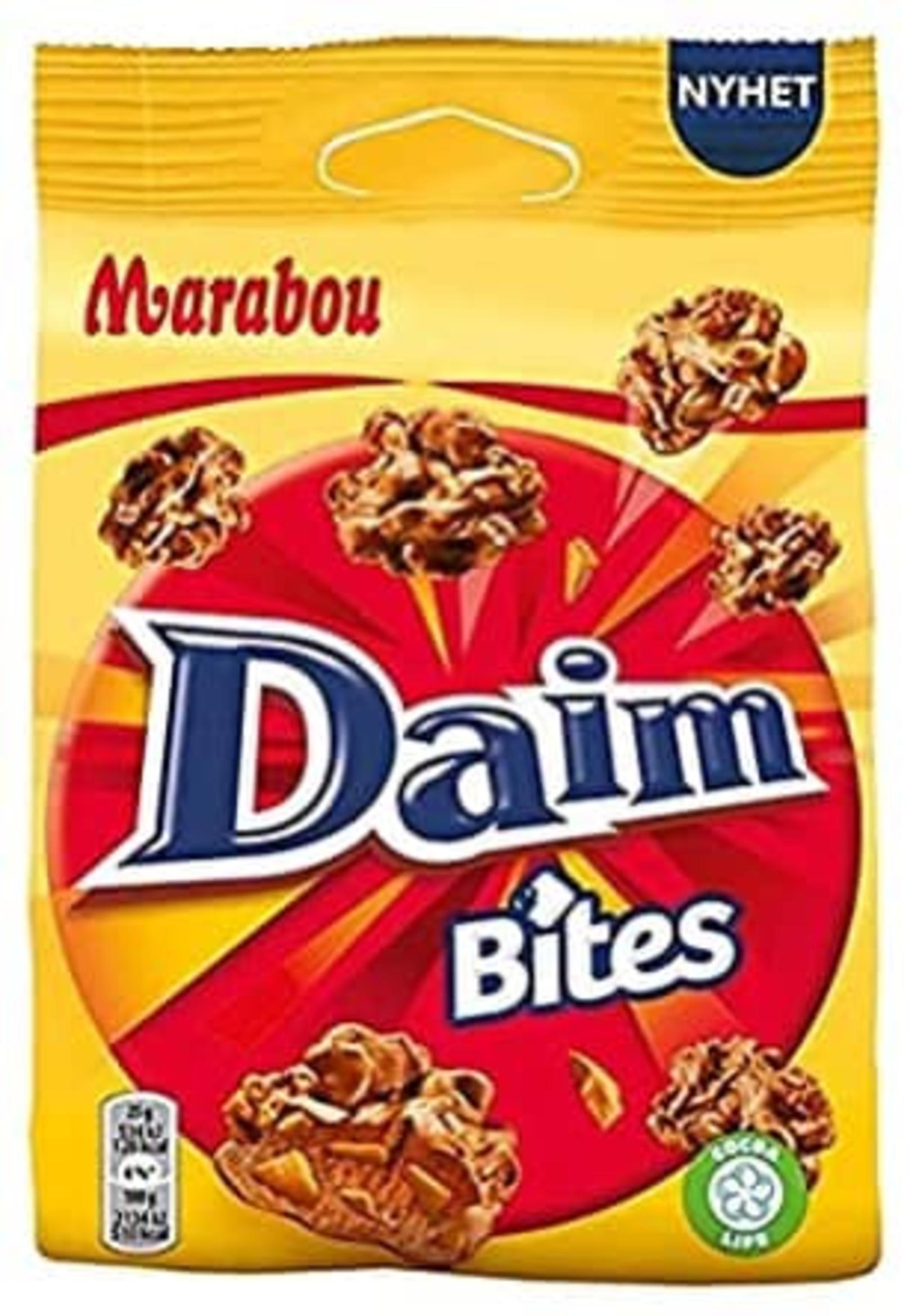 Íslendngar eru margir sammála því að Daim Bites, hið sænska …