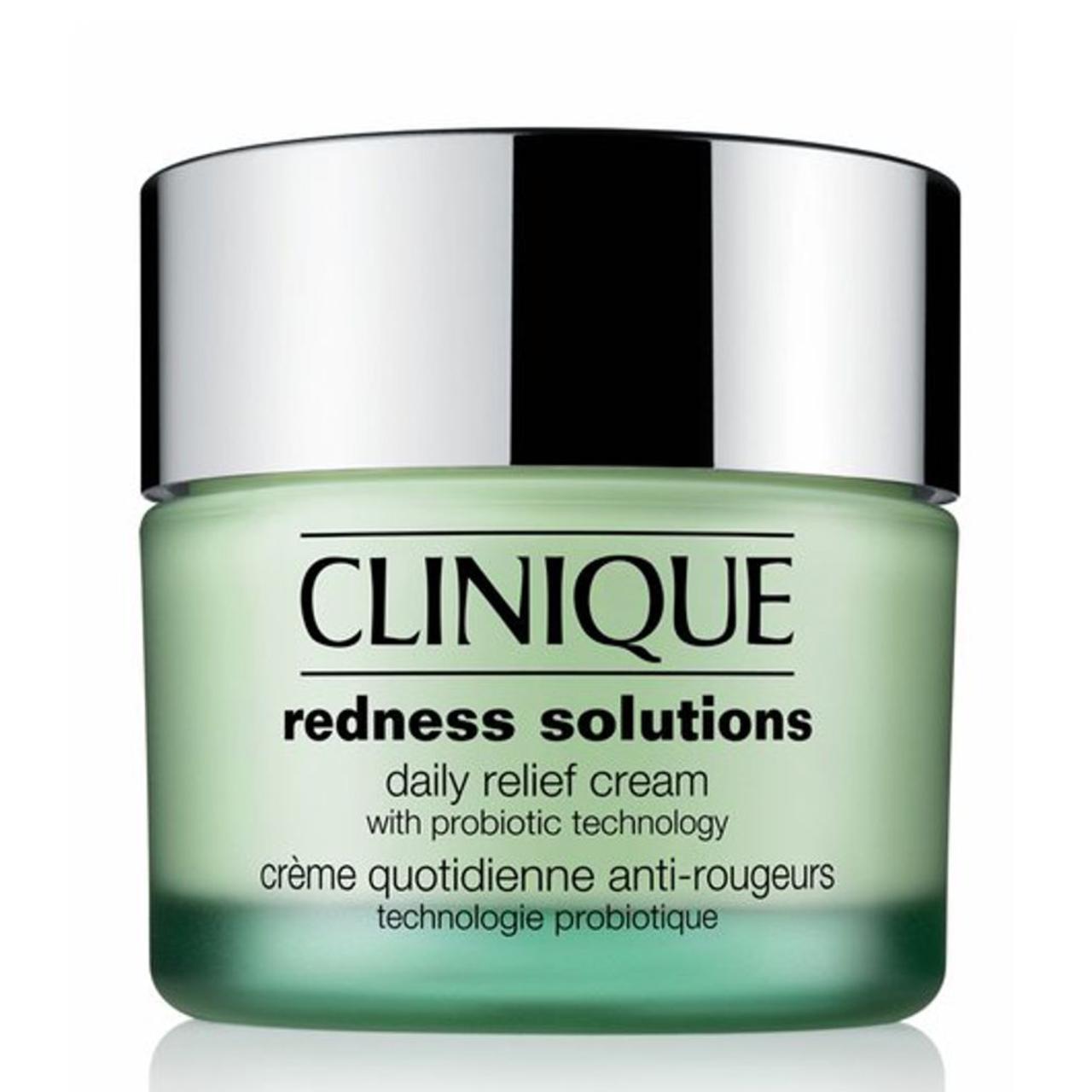 Clinique Redness Solutions Daily Relief Cream er frábært andlitskrem sem …