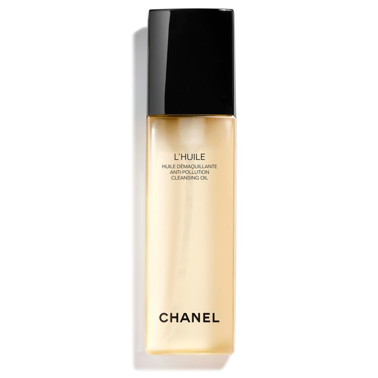 Chanel L´Huile Anti-Pollution Cleansing Oil er olíuhreinsir sem tekur af …