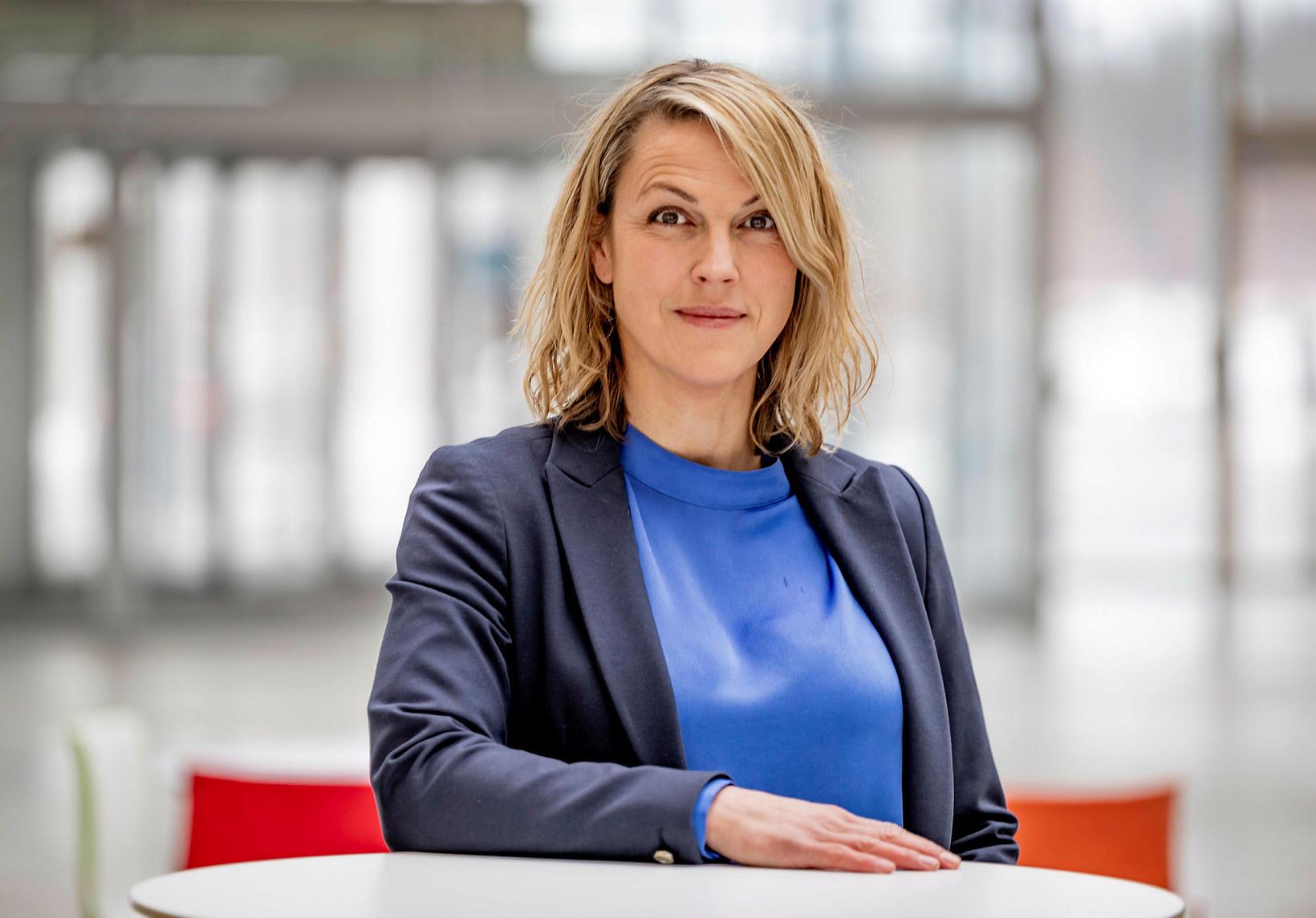 Hera Grímsdóttir lærði verkfræði.